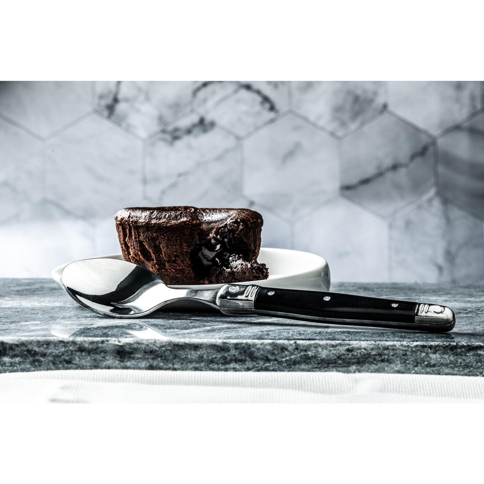Laguiole Style de Vie Laguiole Style de Vie Premium Line bestekset 24-delig, zwart