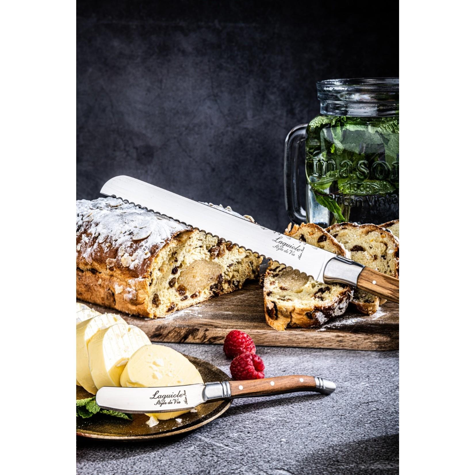 Laguiole Style de Vie Laguiole Style de Vie Luxury Line botermessenset