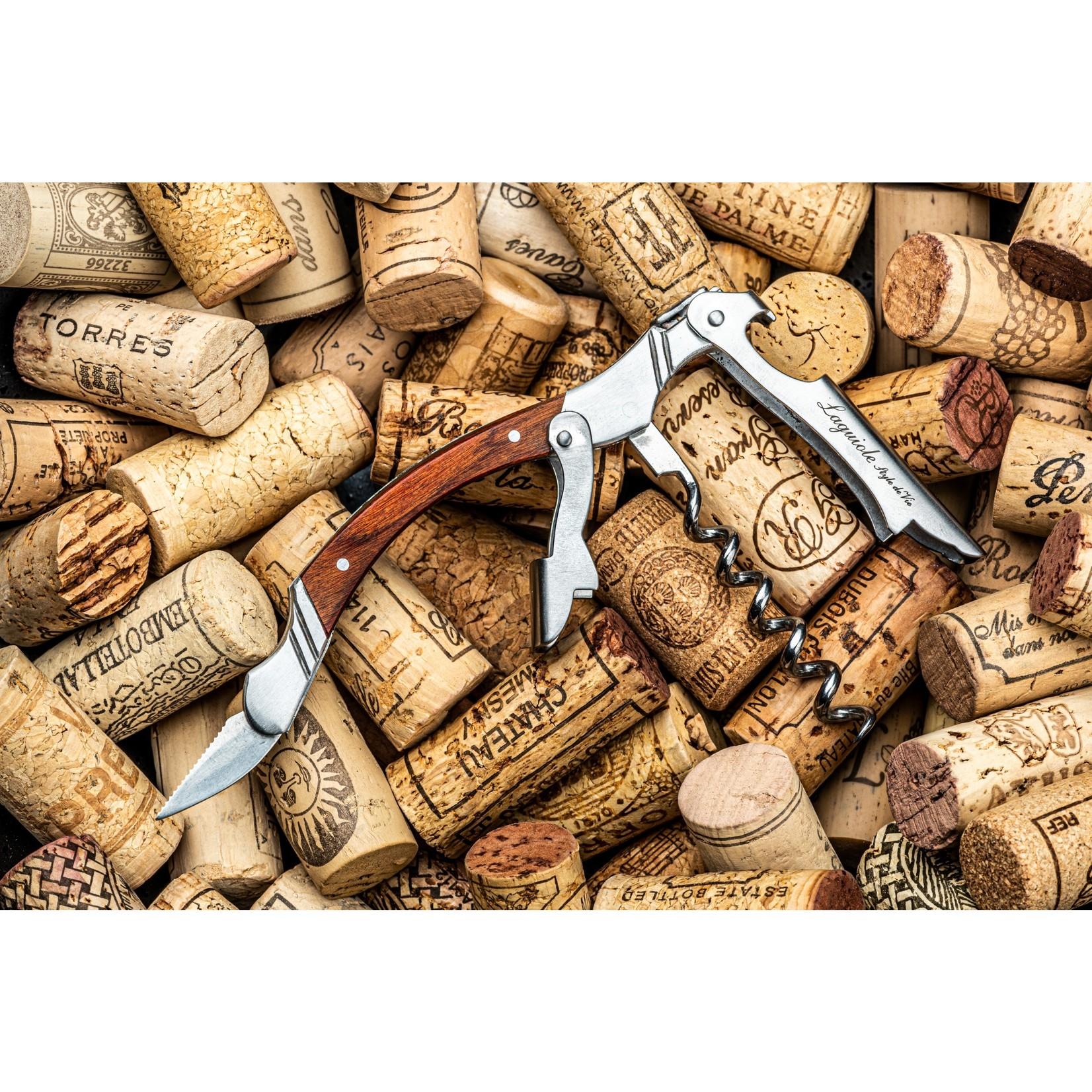 Laguiole Style de Vie Laguiole Style de Vie kurkentrekker rozenhout