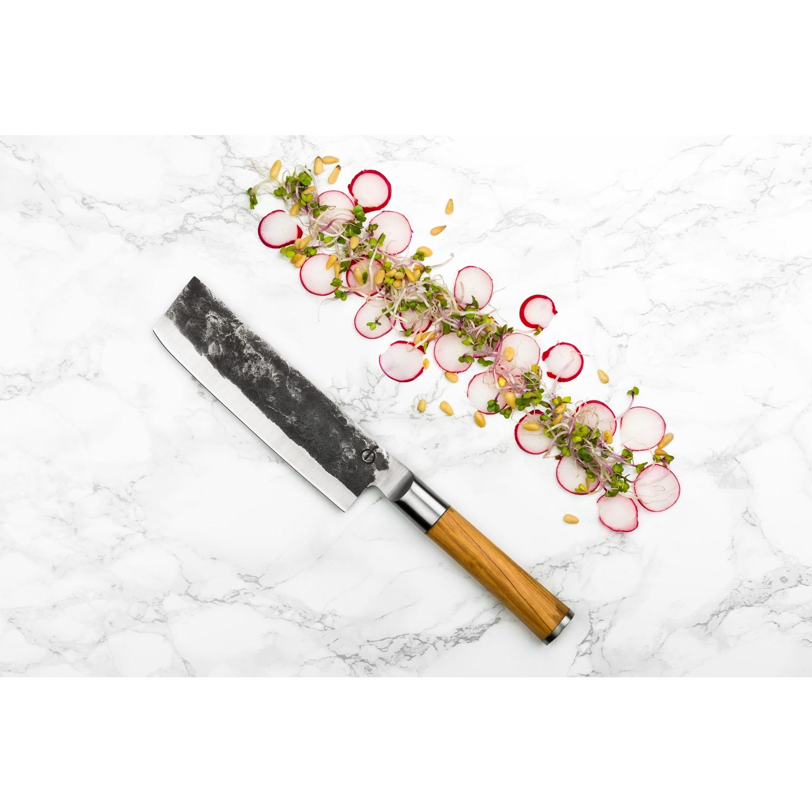 Forged Forged Olive  hakbijl 17cm