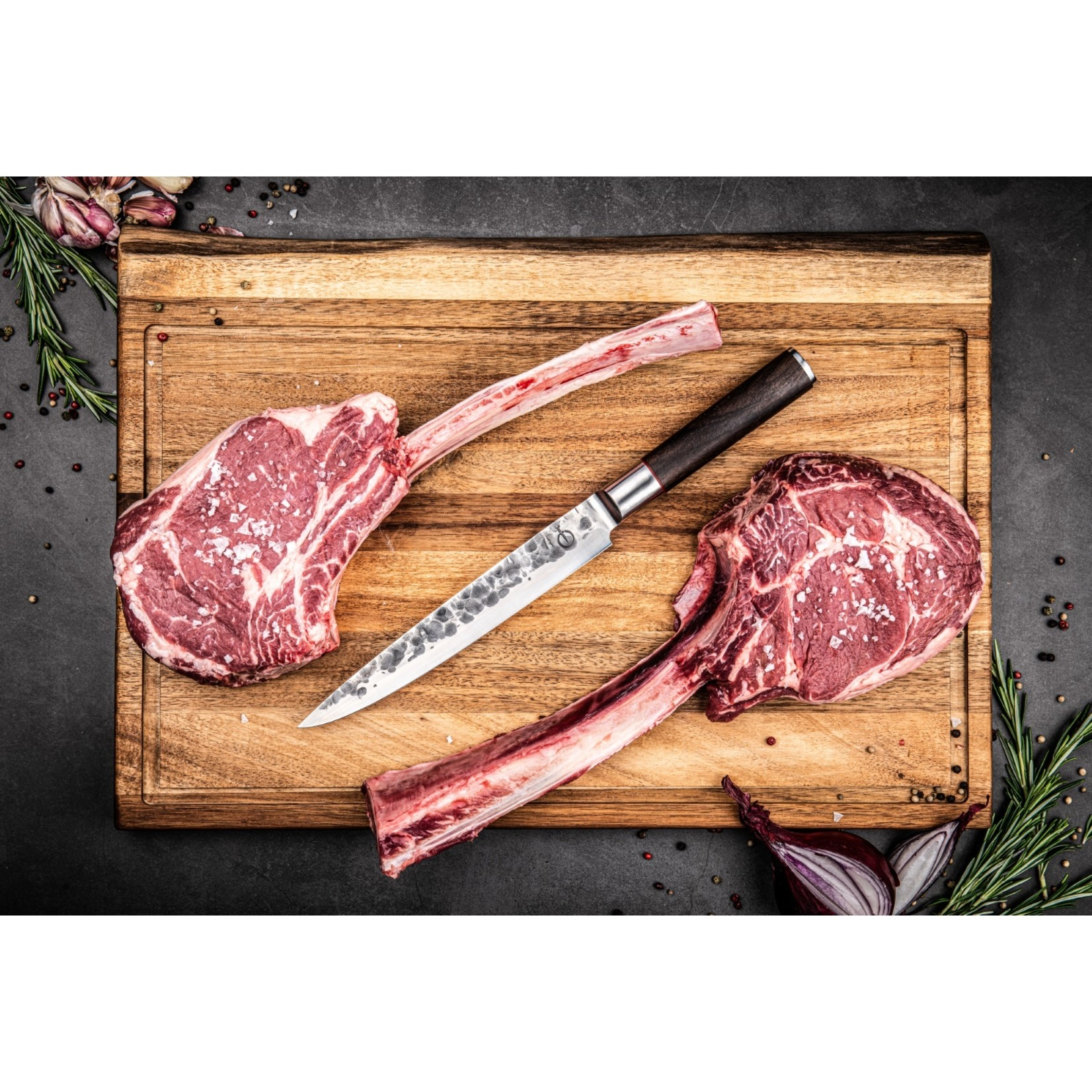 Forged Forged Sebra vleesmes 20cm