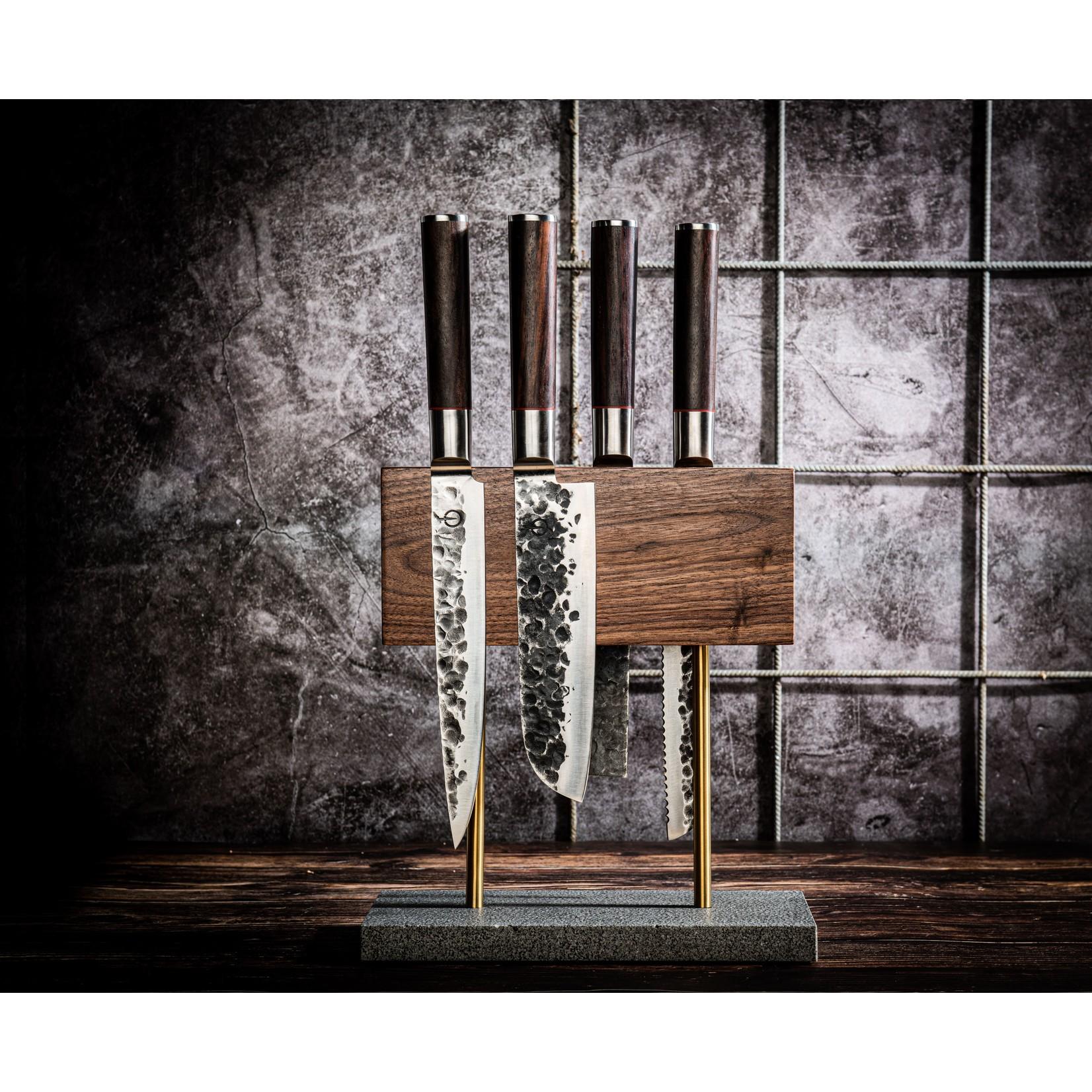 Forged Forged Sebra santokumes 18cm