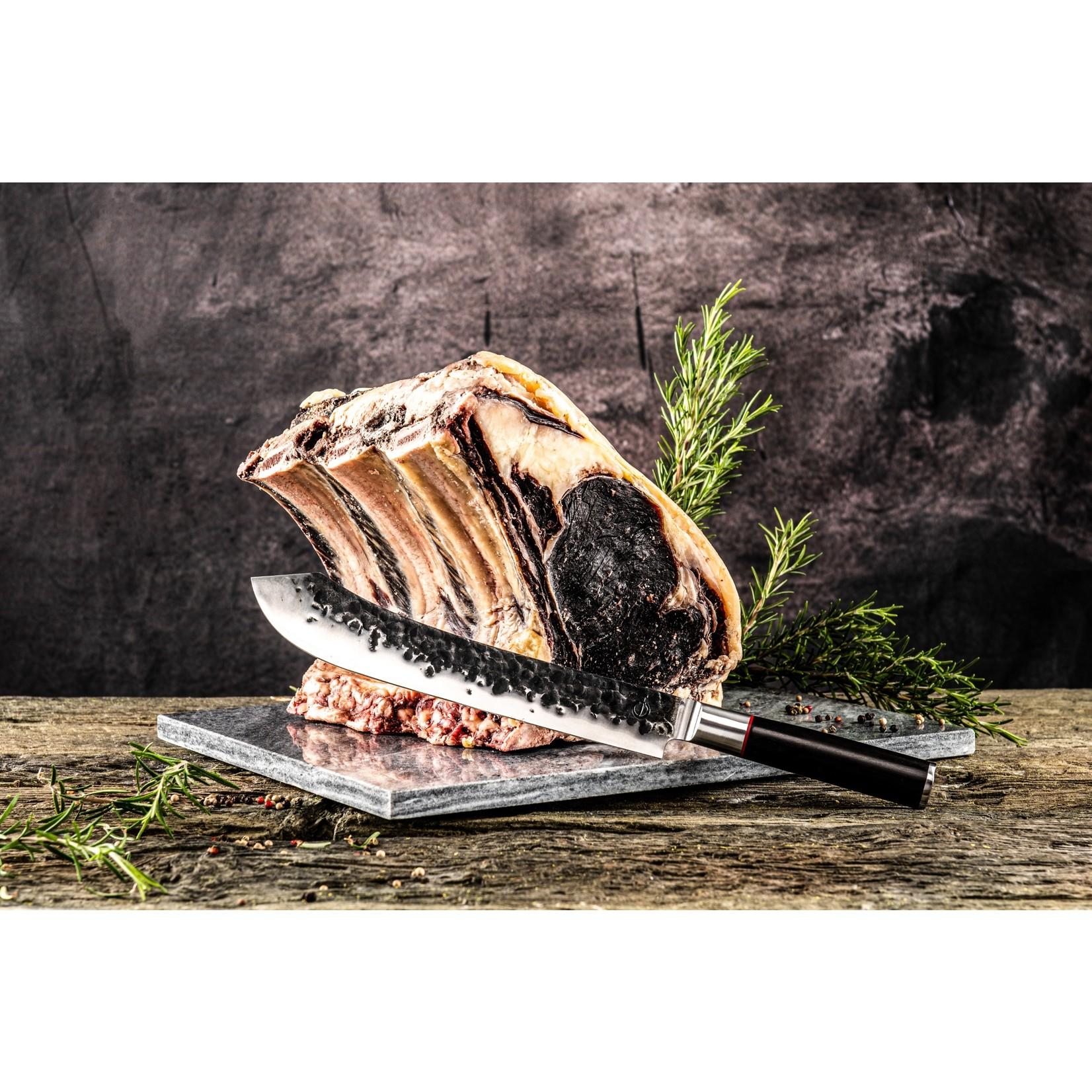 Forged Forged Sebra slagersmes 25,5cm