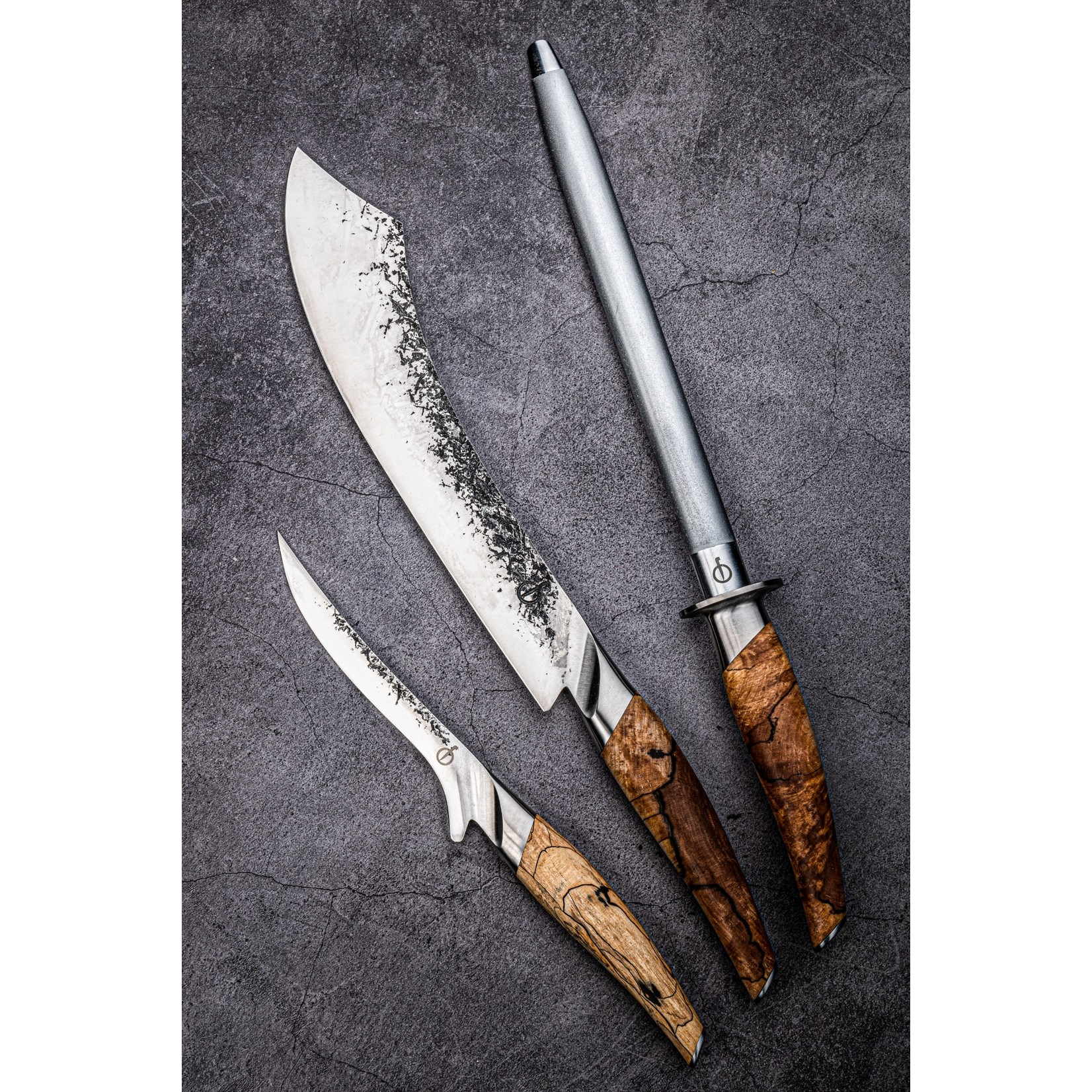 Forged Forged Katai aanzetstaal 26cm