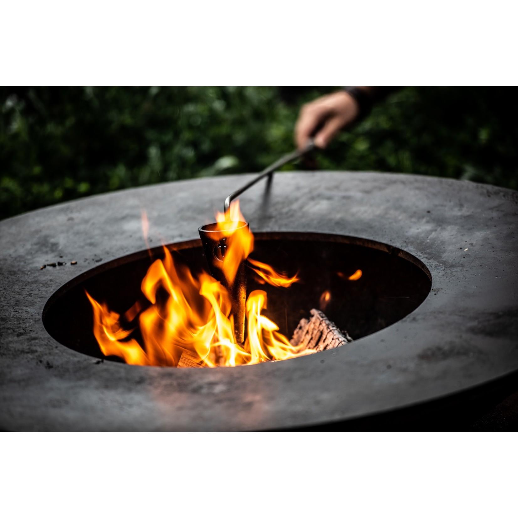 Forged Forged Churrasco flambadou