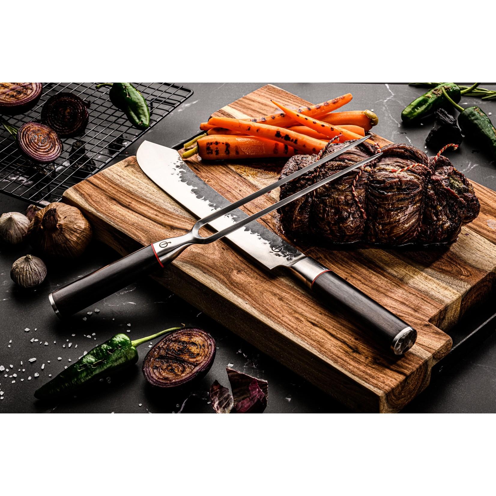 Forged Forged Sebra vleesvork 20cm