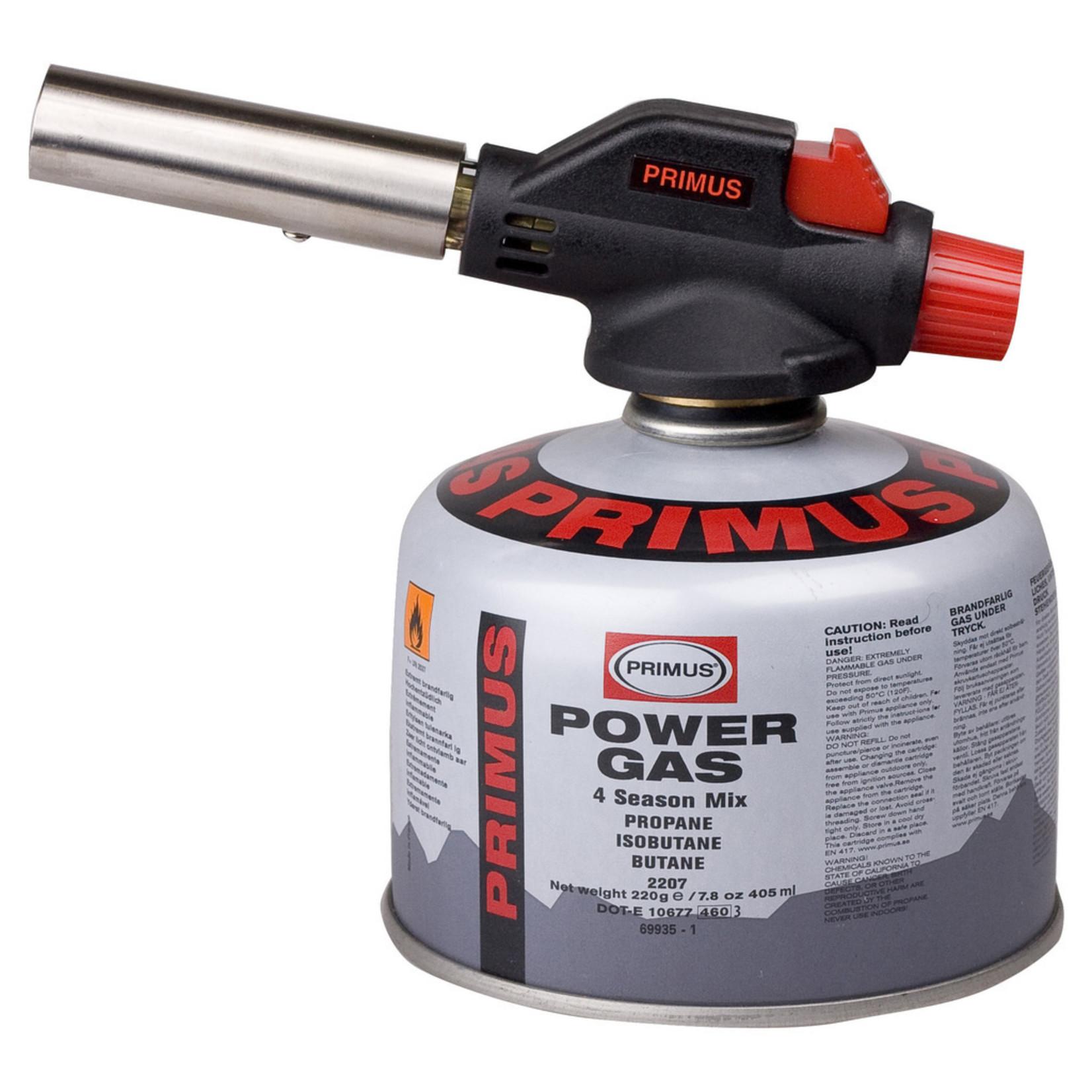 Primus Primus FireStarter, elektrische ontsteking
