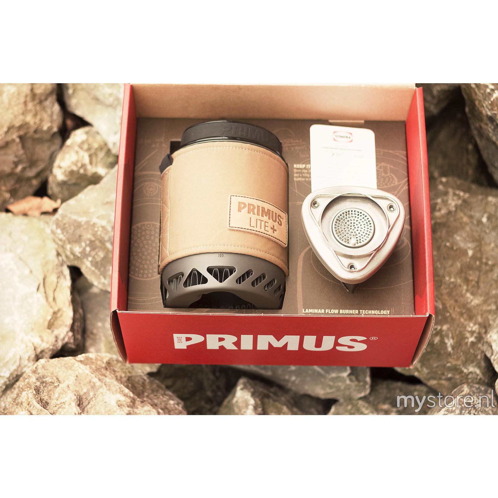 Primus Primus Lite+ stove sand, hitte bestendige hoes