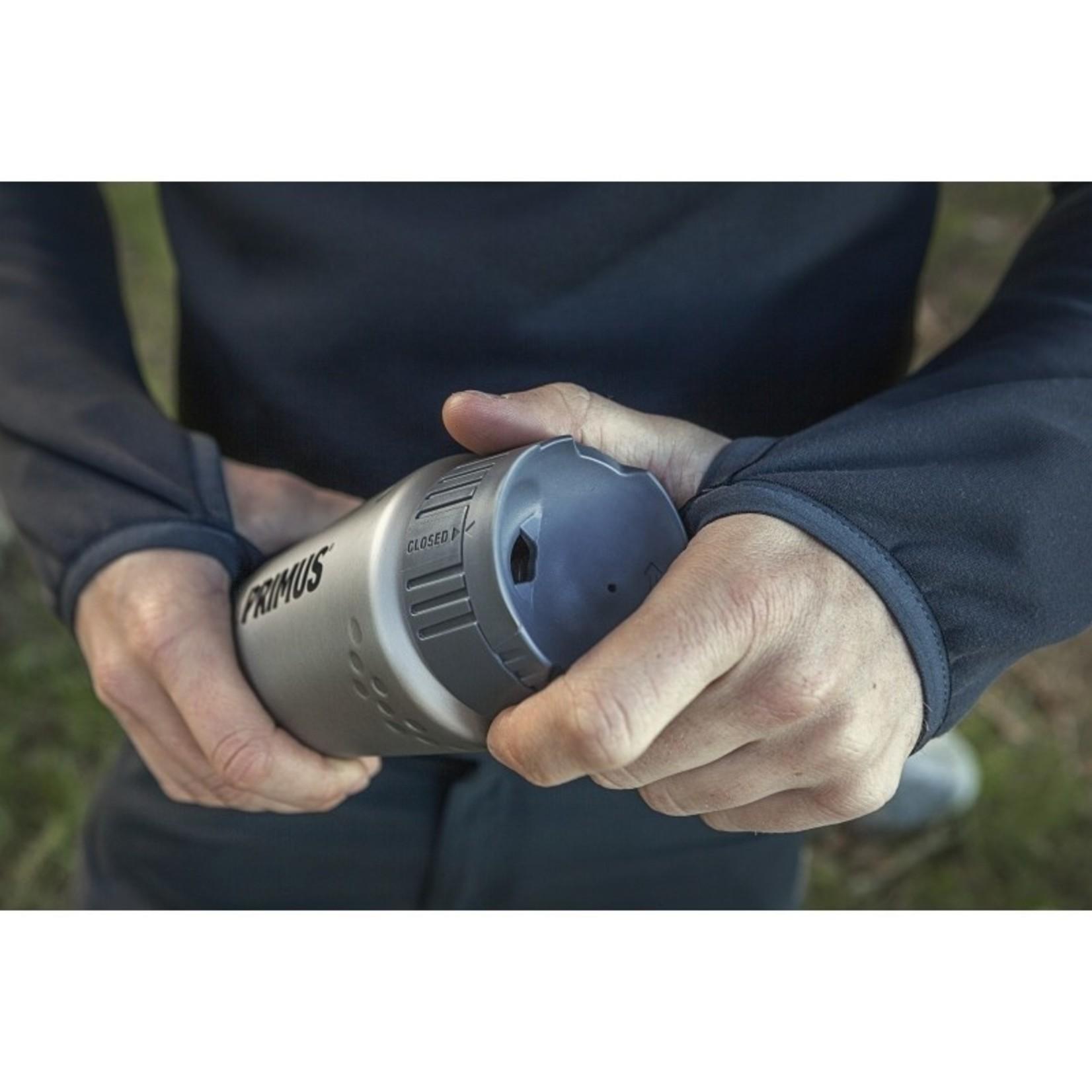 Primus Primus Trailbreak commuter mug 0,35 liter, vacuüm zwart