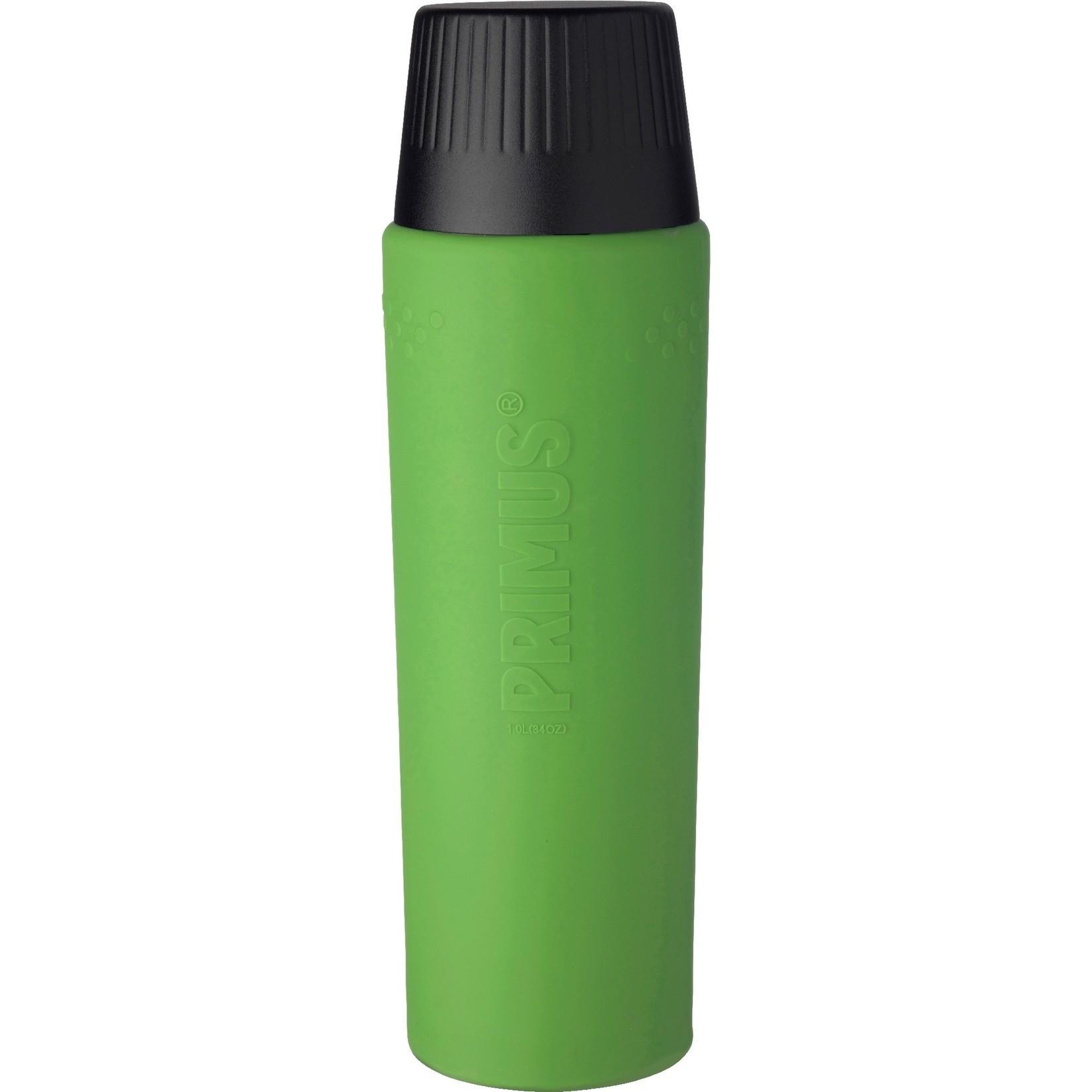 Primus Primus Trailbreak EX thermosfles 1 liter, hoogwaardig rvs groen