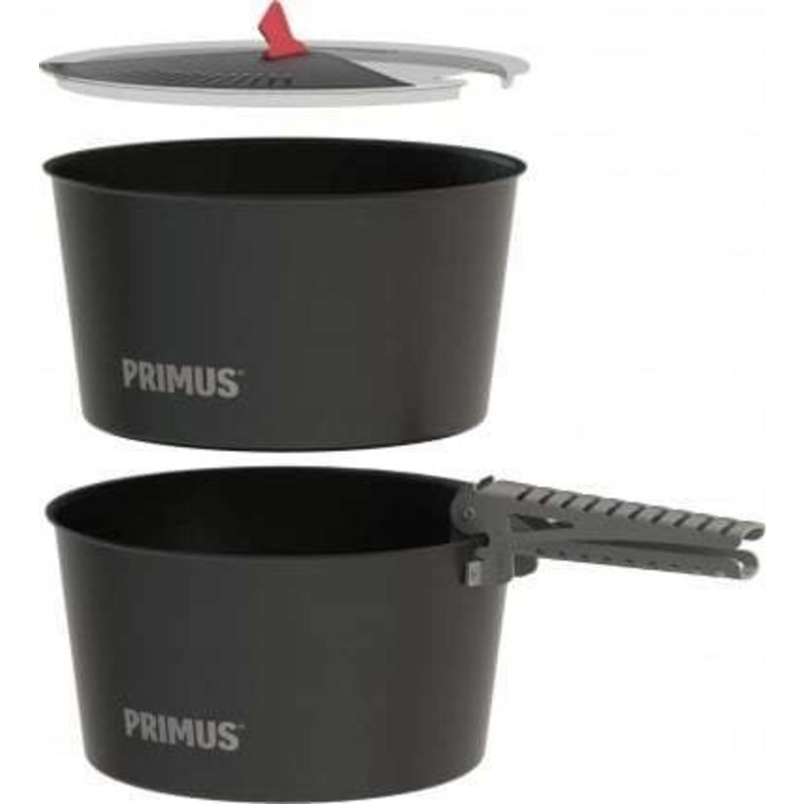 Primus Primus LiTech pot set 2,3 liter 2-delig, compact en licht