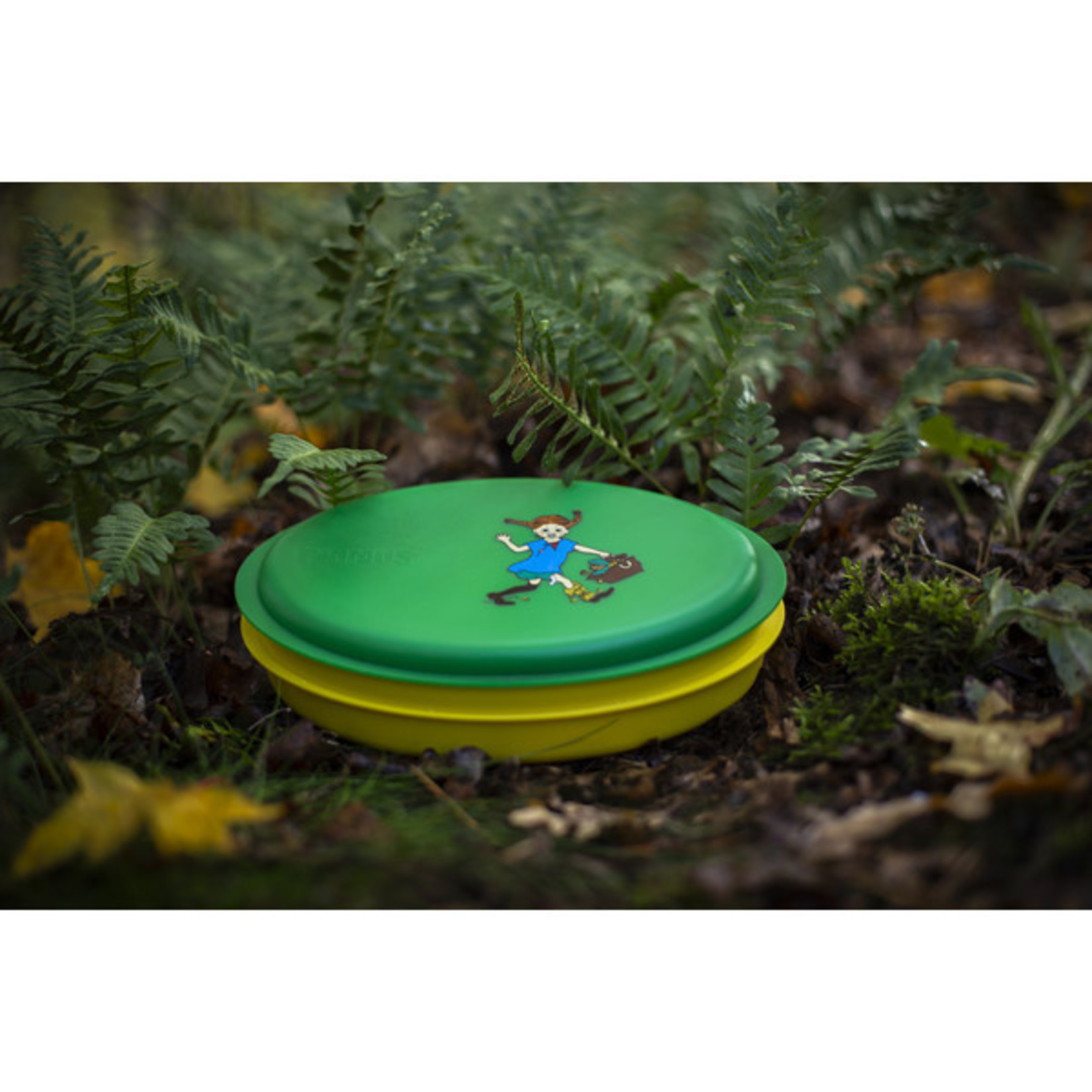 Primus Primus lunchbox Pippi Langkous 5-delig, groen
