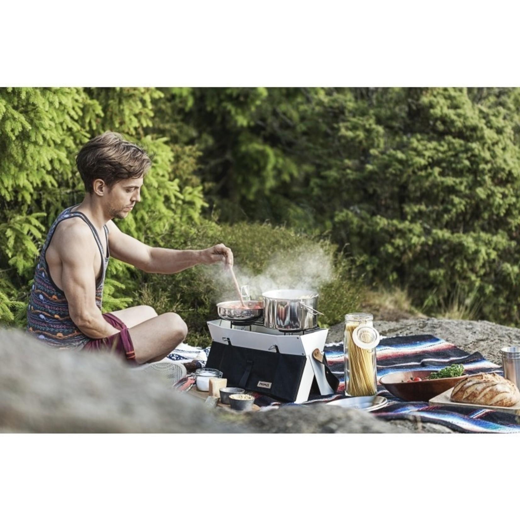 Primus Primus Campfire pannenset groot, BPA-vrij