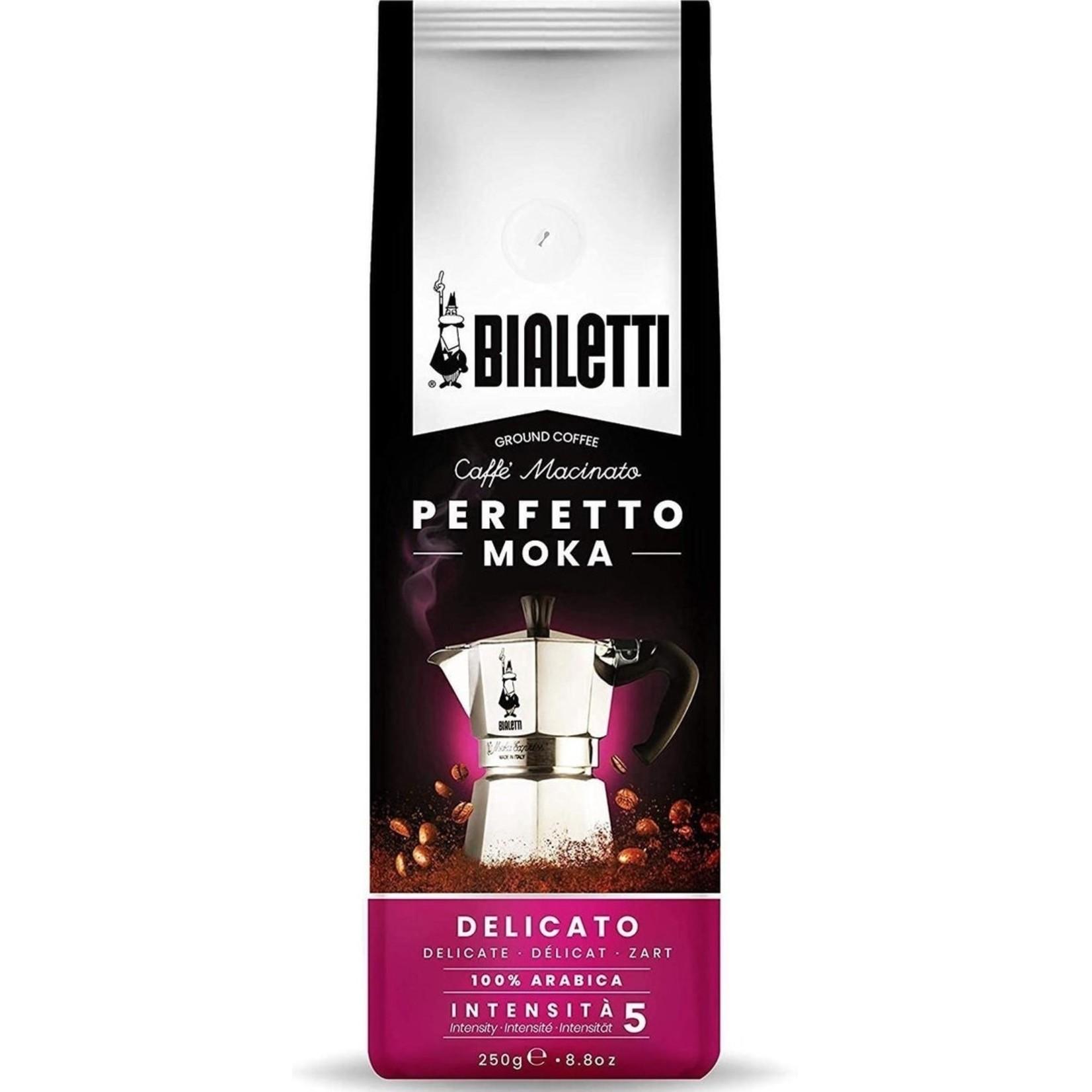 Bialetti Bialetti Perfetto Moka Delicato, gemalen koffie, 250g