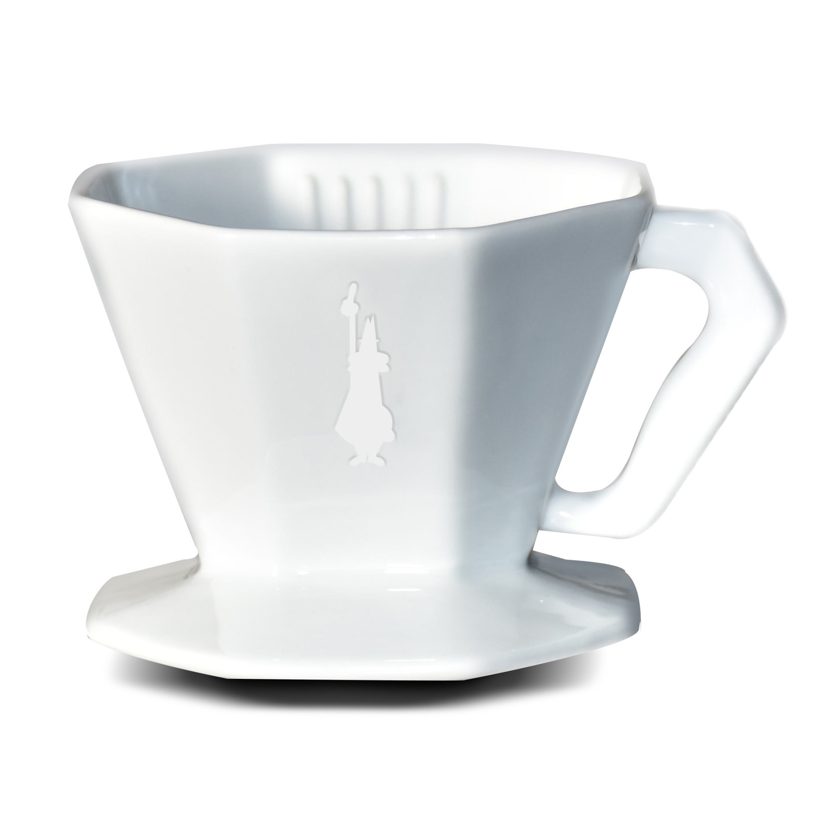 Bialetti Bialetti Pour Over cafetiere keramisch 2 kops