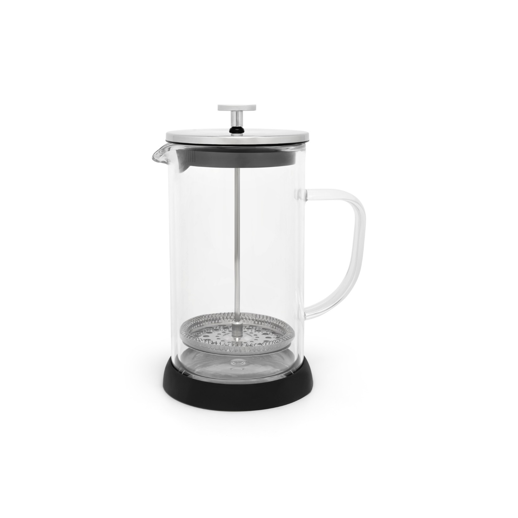 Bredemeijer Bredemeijer Overig theepotten Dubbelwandige thee/koffie press Florence 1,0L