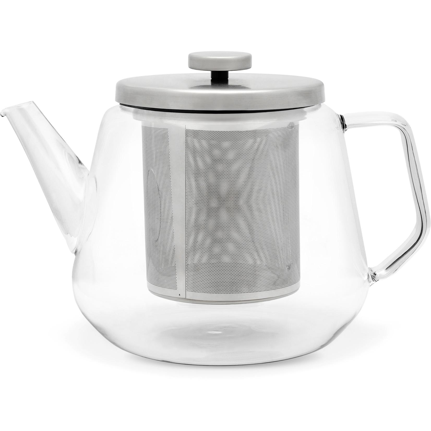 Bredemeijer Bredemeijer Solo Bari theepot 1,5 liter, glas