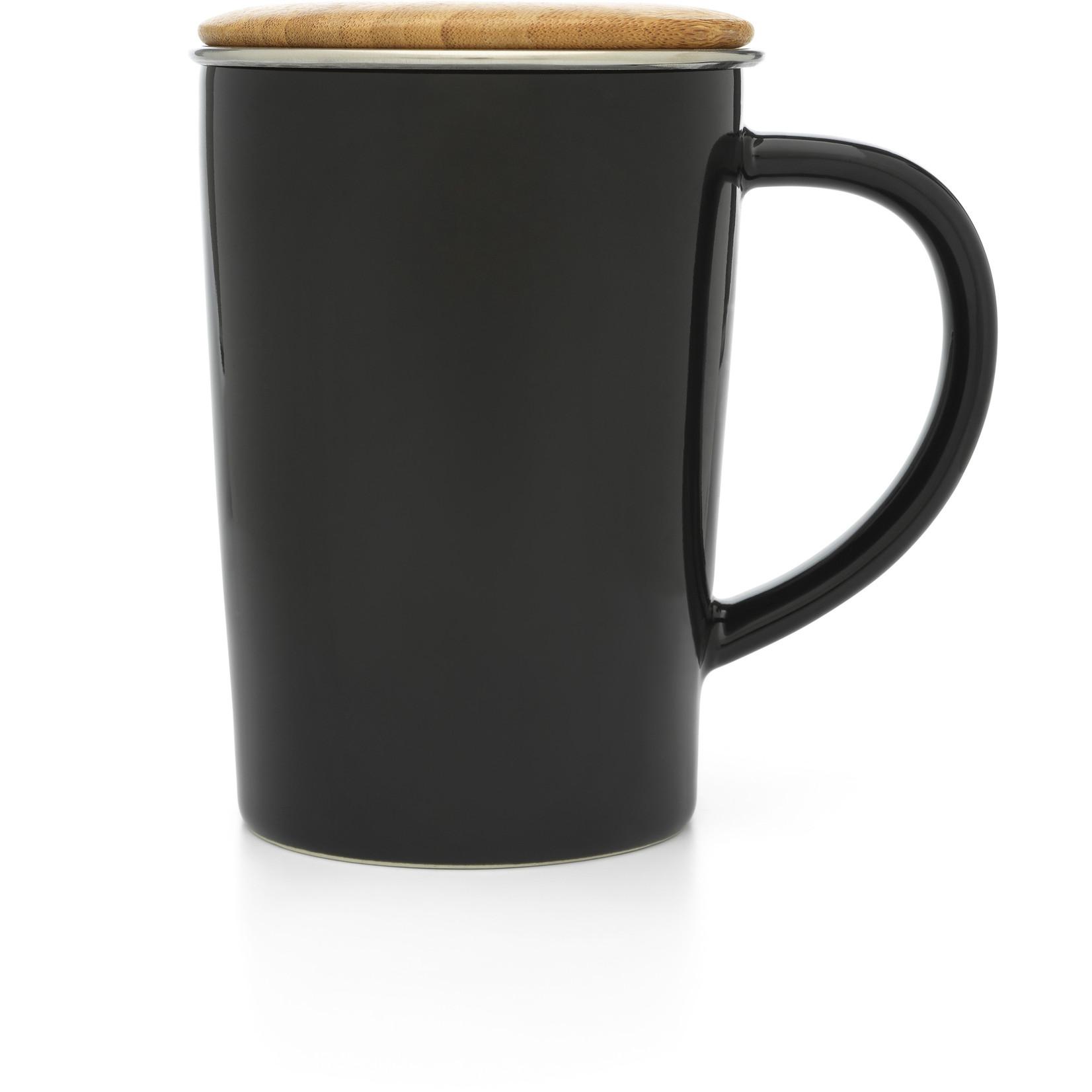 Bredemeijer Bredemeijer Silhouet theemok 0,4 liter, zwart