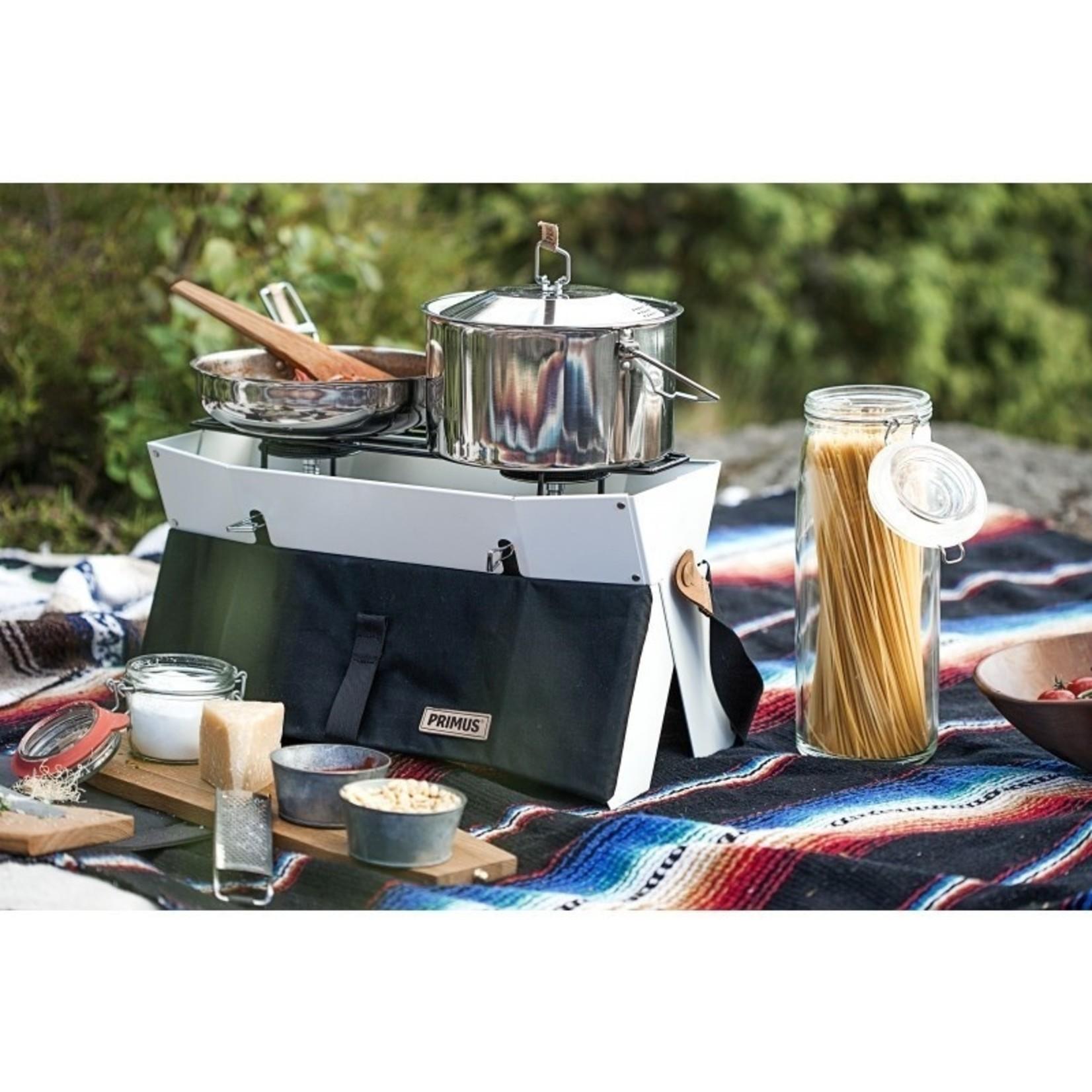 Primus Primus Campfire pannenset compact, BPA-vrij