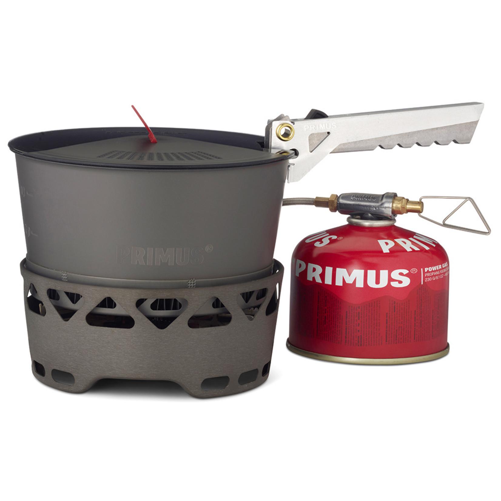 Primus Primus Primetech stove set 2,3 liter, 2 tot 5 personen