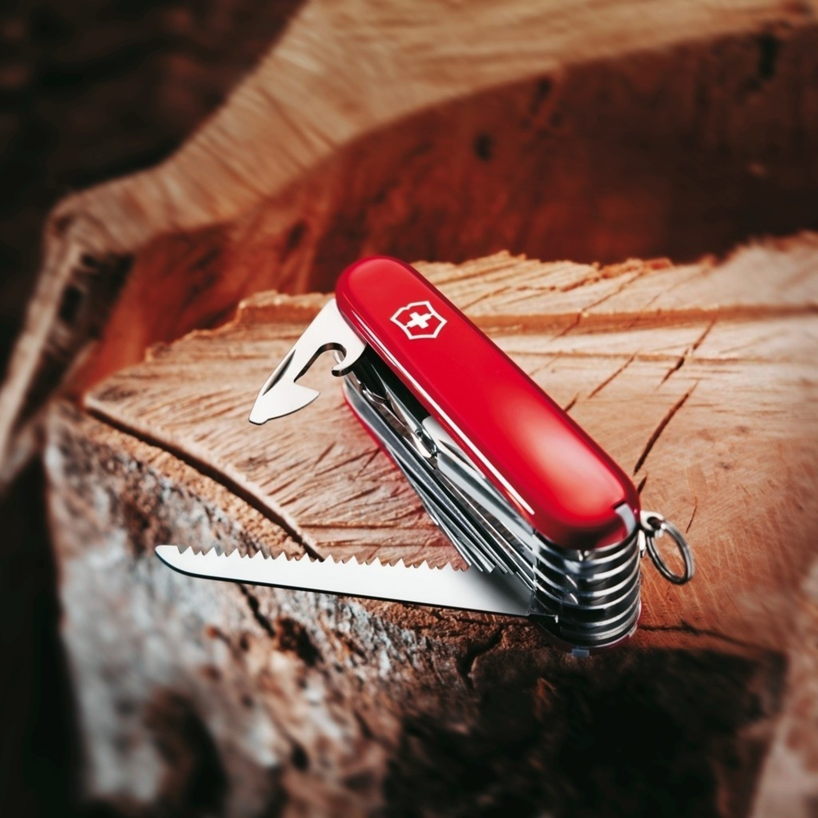 Victorinox Victorinox SwissChamp rood