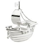 Zilverstad Spaarpot Piratenboot