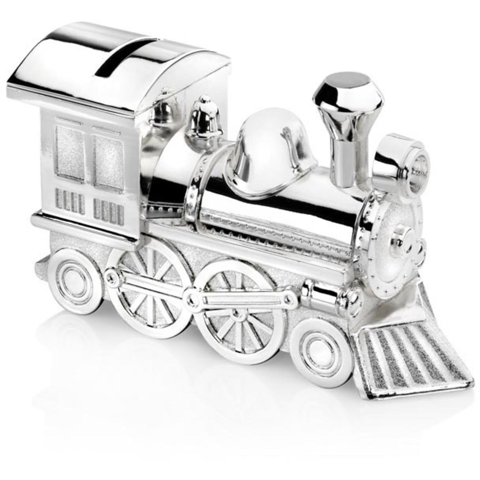 Zilverstad Zilverstad Spaarpot Locomotief