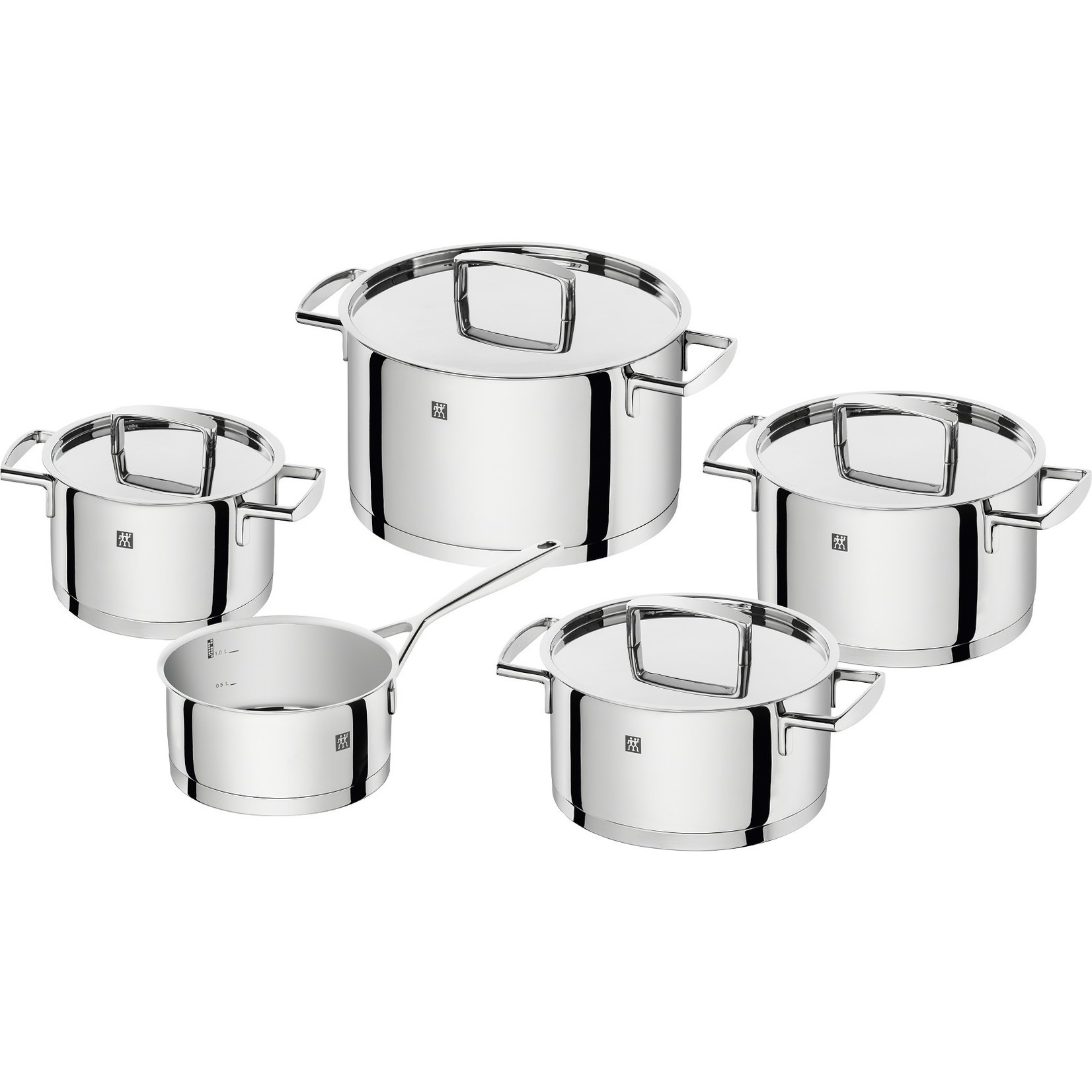 Zwilling Zwilling Passion pannenset 5-delig