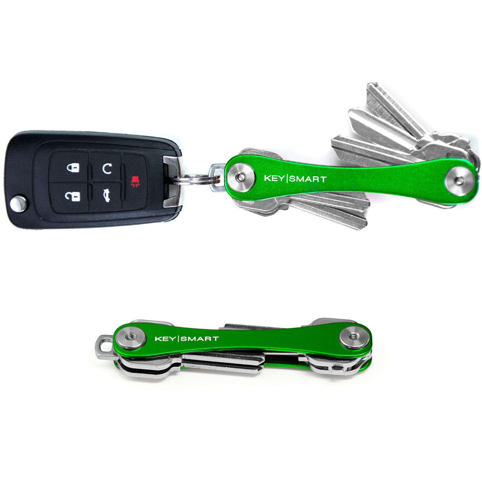 KeySmart KeySmart Compact sleutelhouder groen