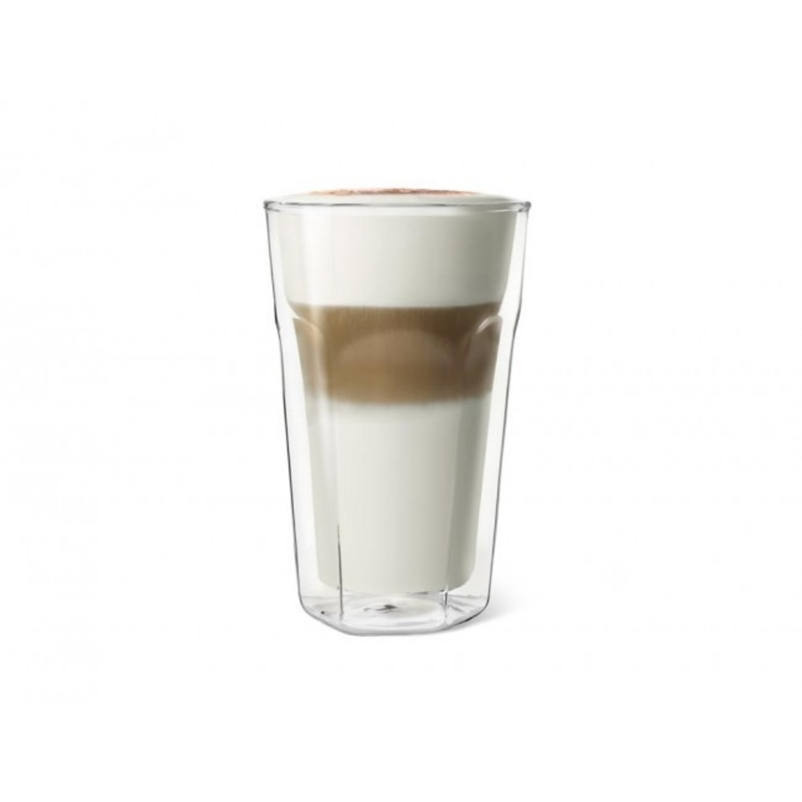 Leopold Vienna Leopold Vienna Dubbelwandig Glas Latte Macchiato 280ml S/2