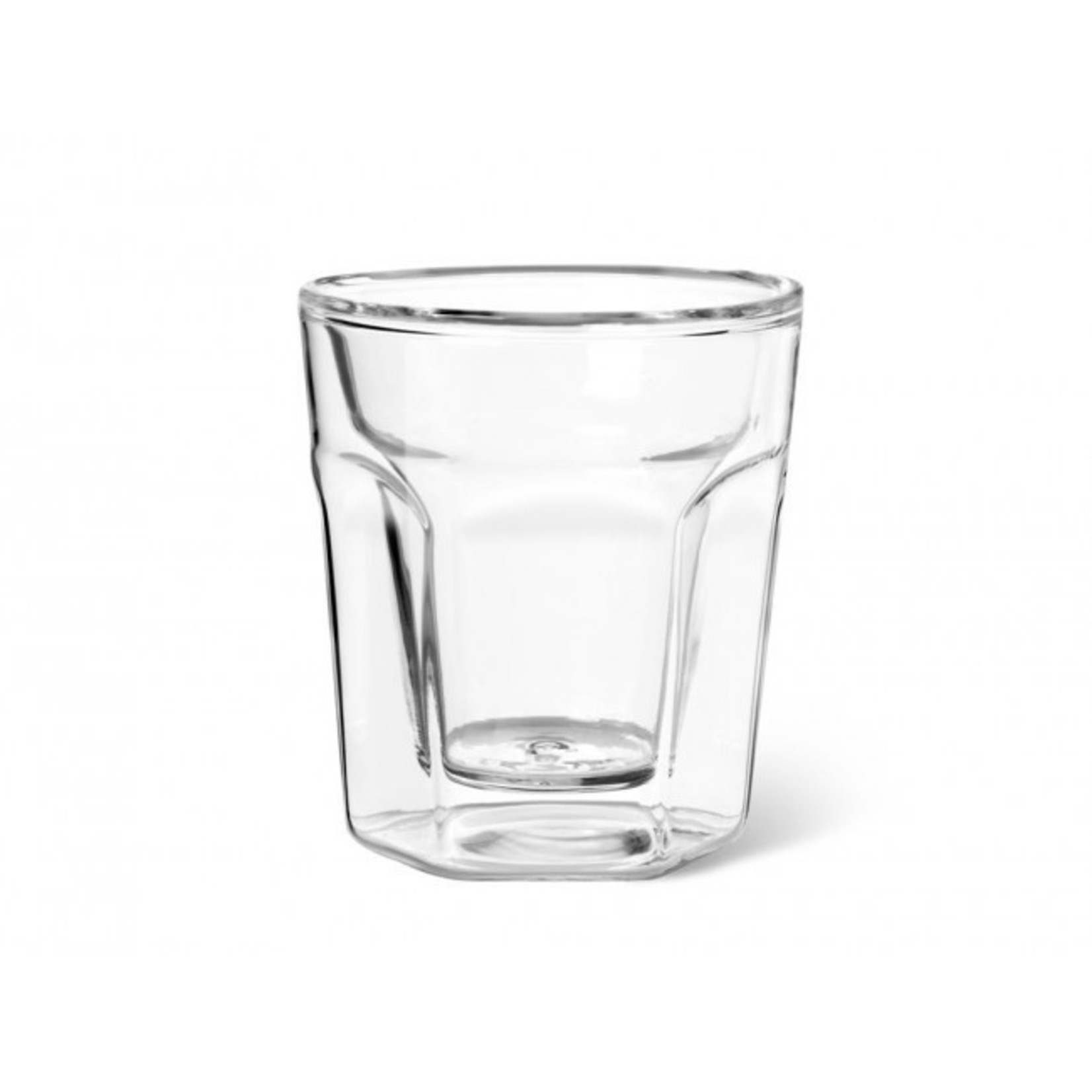 Leopold Vienna Leopold Vienna Dubbelwandig Glas Espresso 100ml S/2