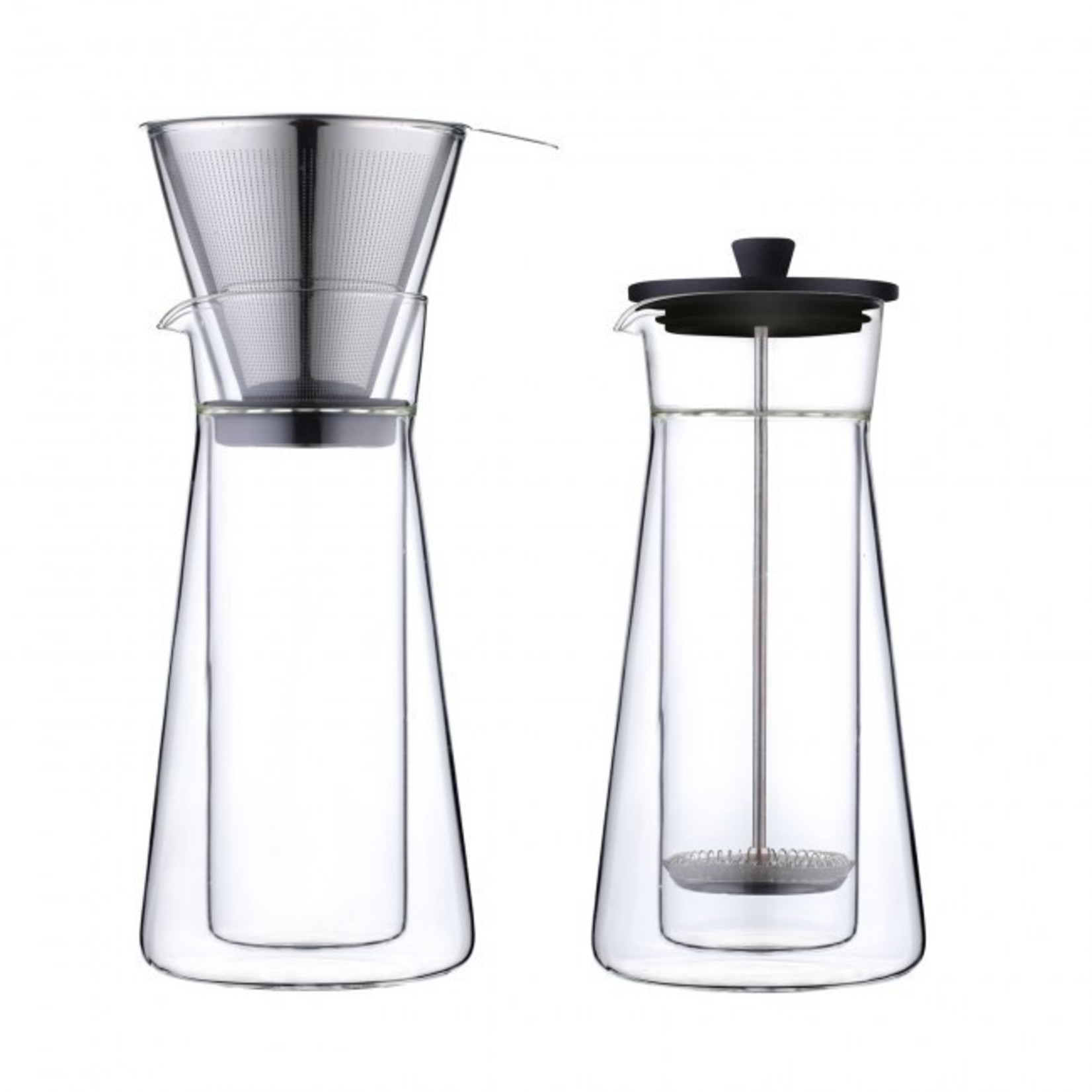 Leopold Vienna Leopold Vienna Espressomaker + koffie press