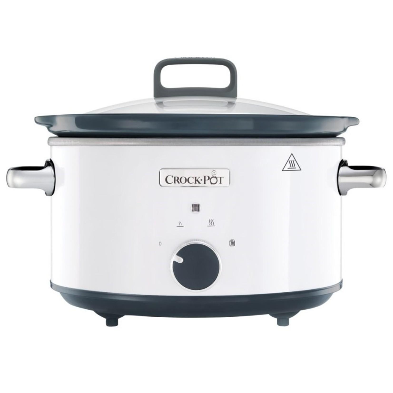 Crock-Pot Crock-Pot Essentials slowcooker 3,5L wit