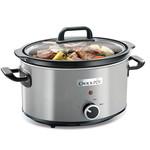 Crock-Pot Crock-Pot Premium slowcooker RVS 3,5L