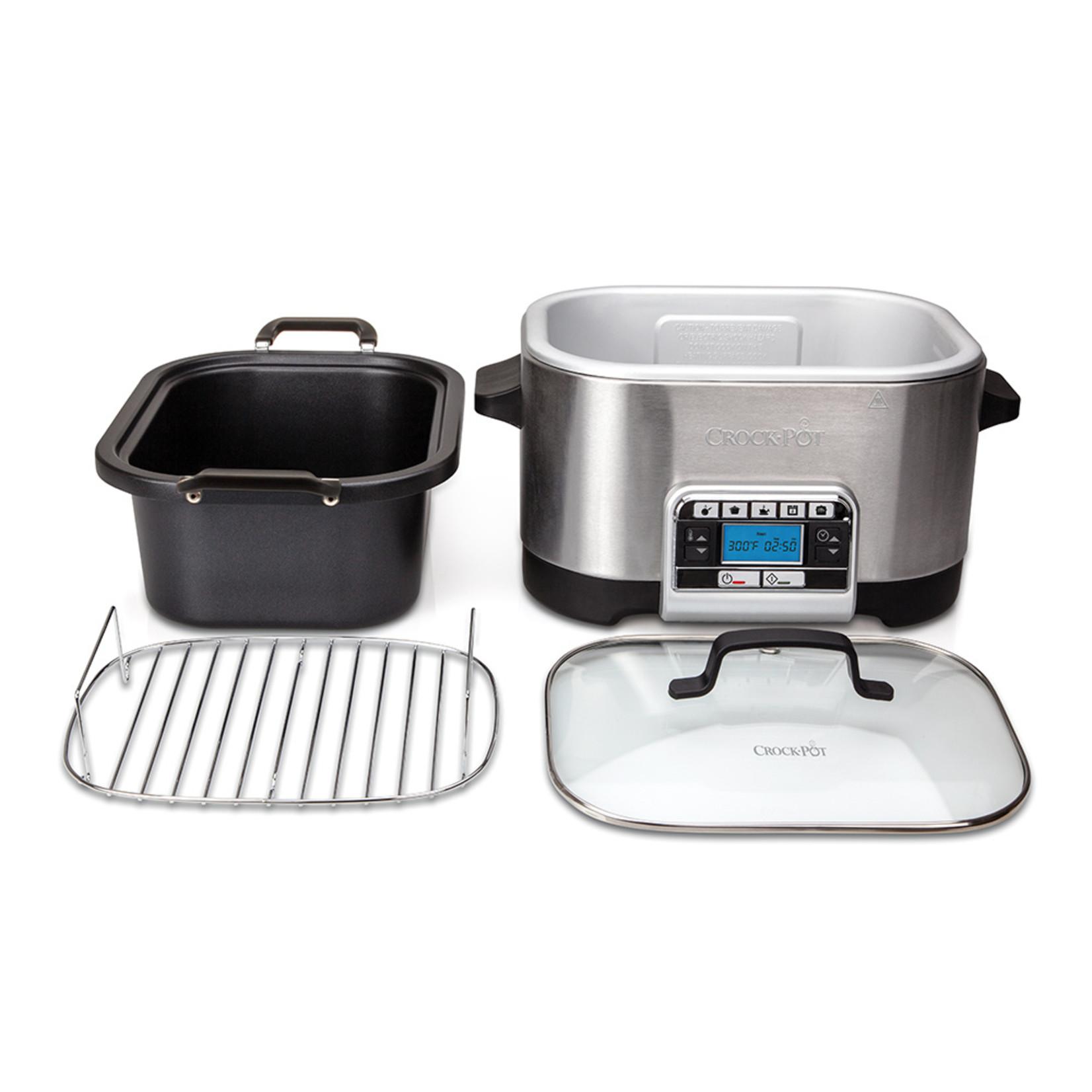 Crock-Pot Crock-Pot CR024 slow en multi cooker 5,6L
