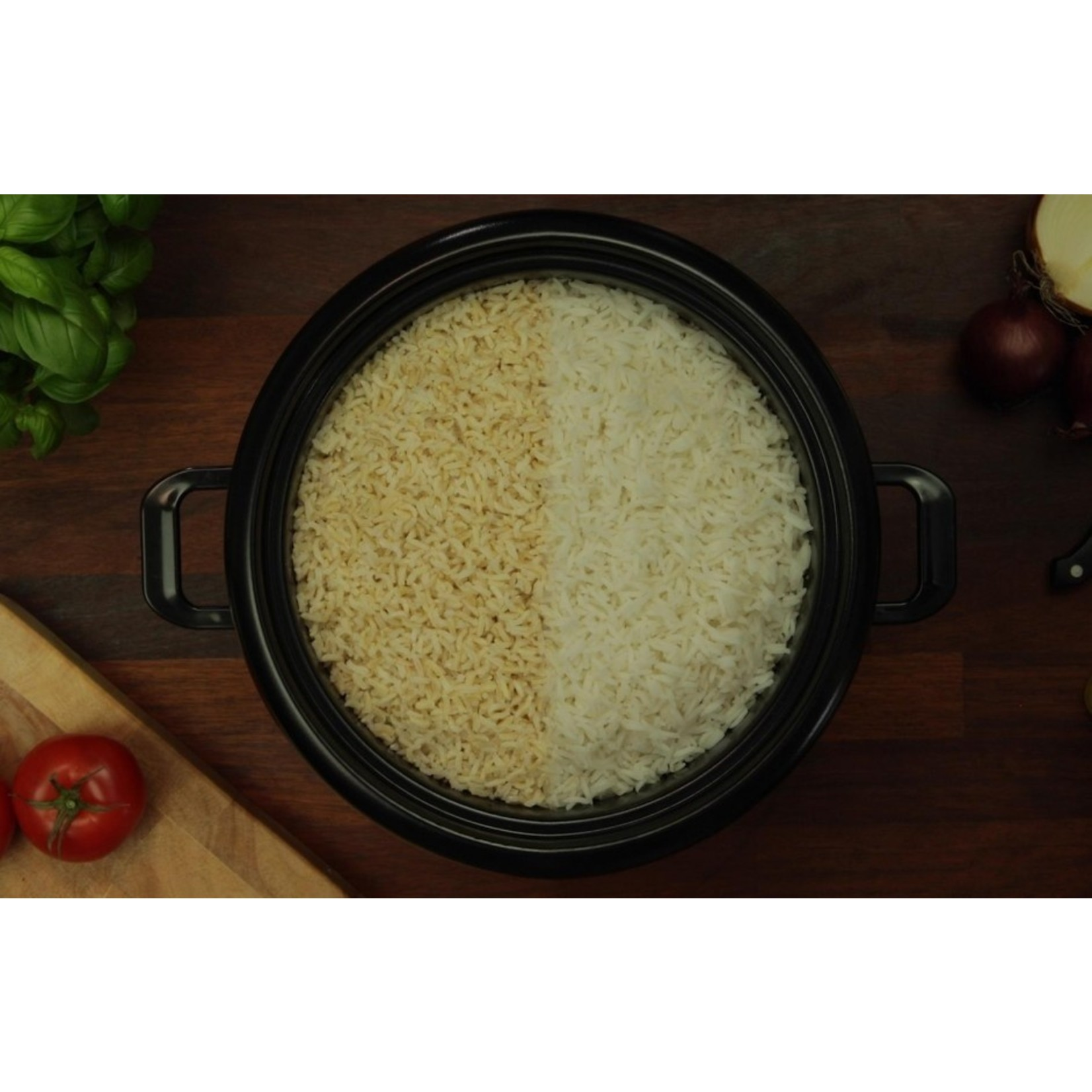 Crock-Pot Crock-Pot CRR029 rijstkoker met stoomtray 1,8L