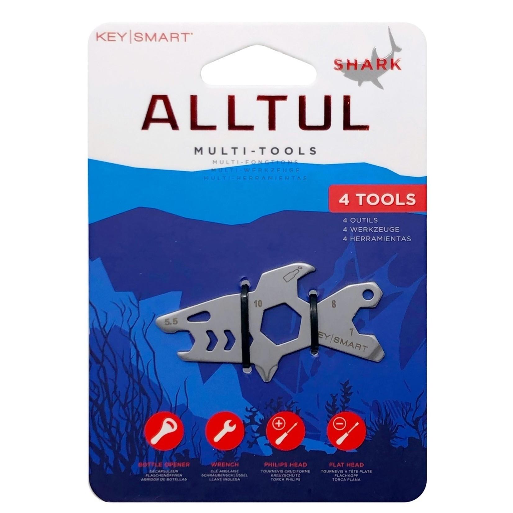 KeySmart KeySmart Alltul multitool Shark