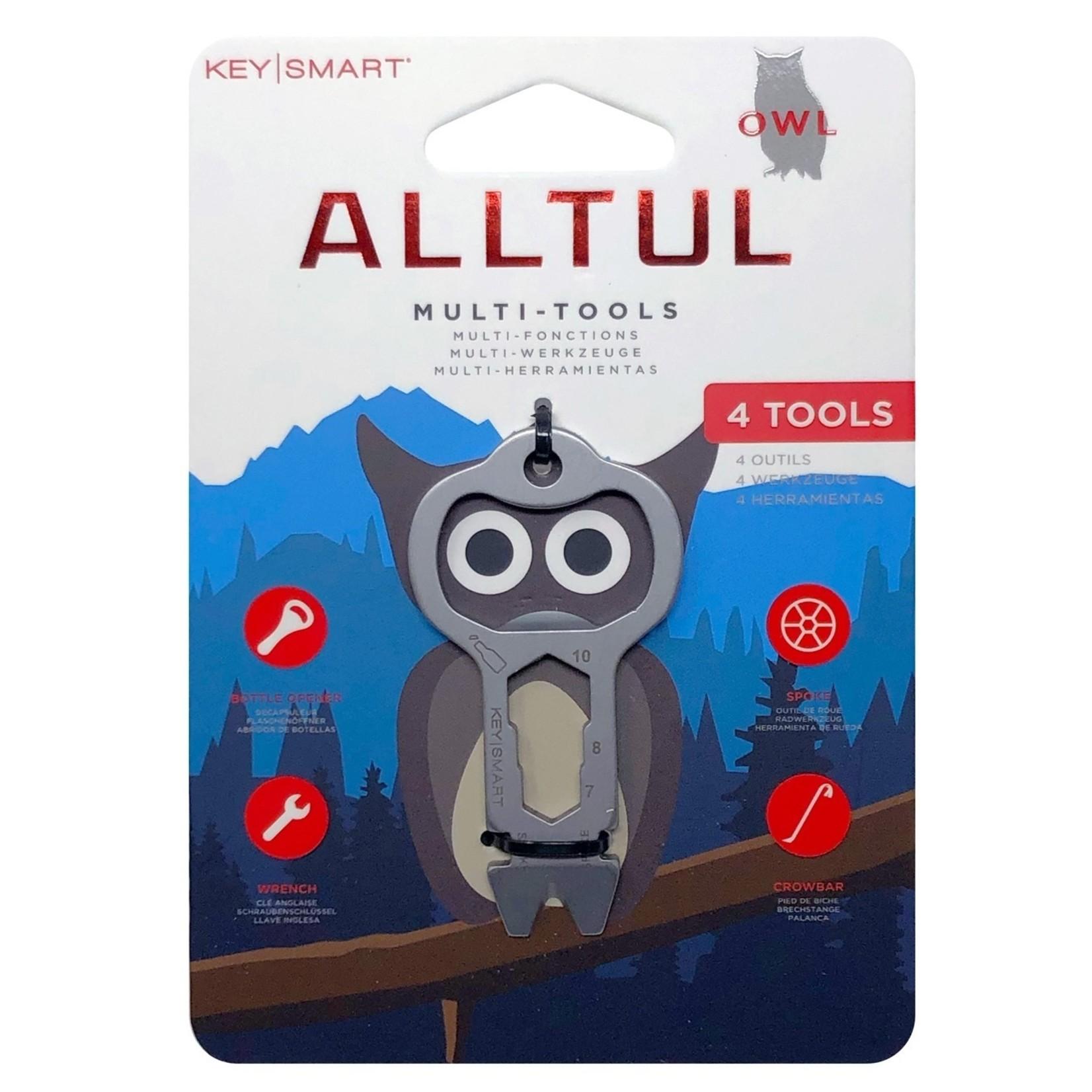 KeySmart KeySmart Alltul multitool Owl