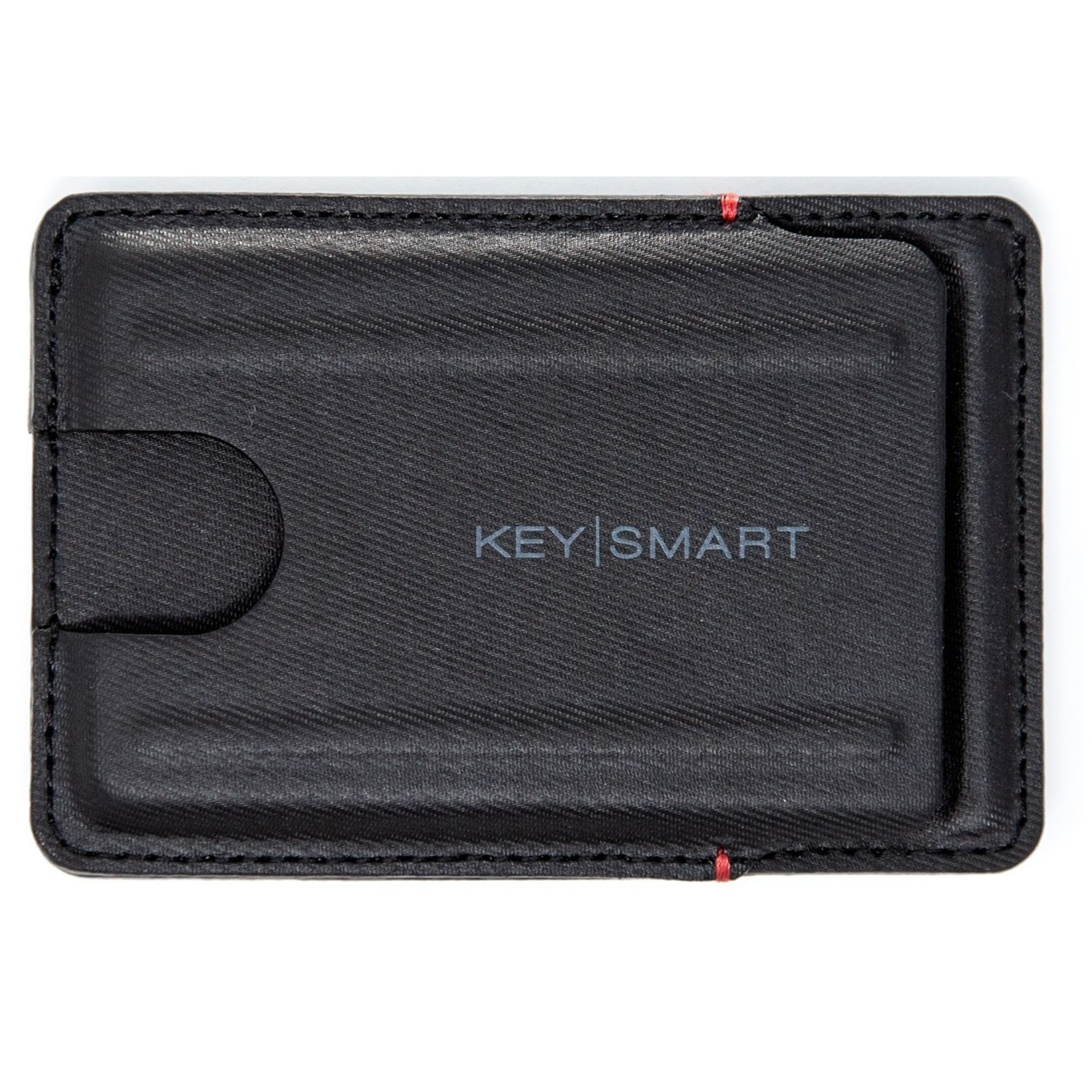 KeySmart KeySmart Urban Slim portemonnee zwart