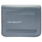 KeySmart Urban Bi-Fold portemonnee grijs