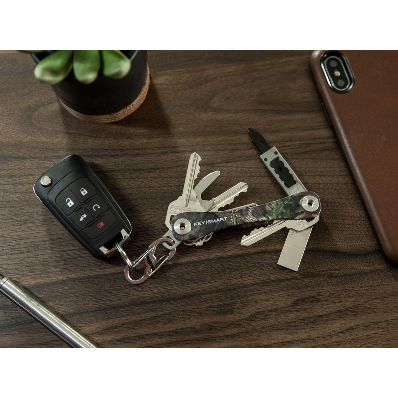 KeySmart KeySmart Compact sleutelhouder Mossy Oak camo