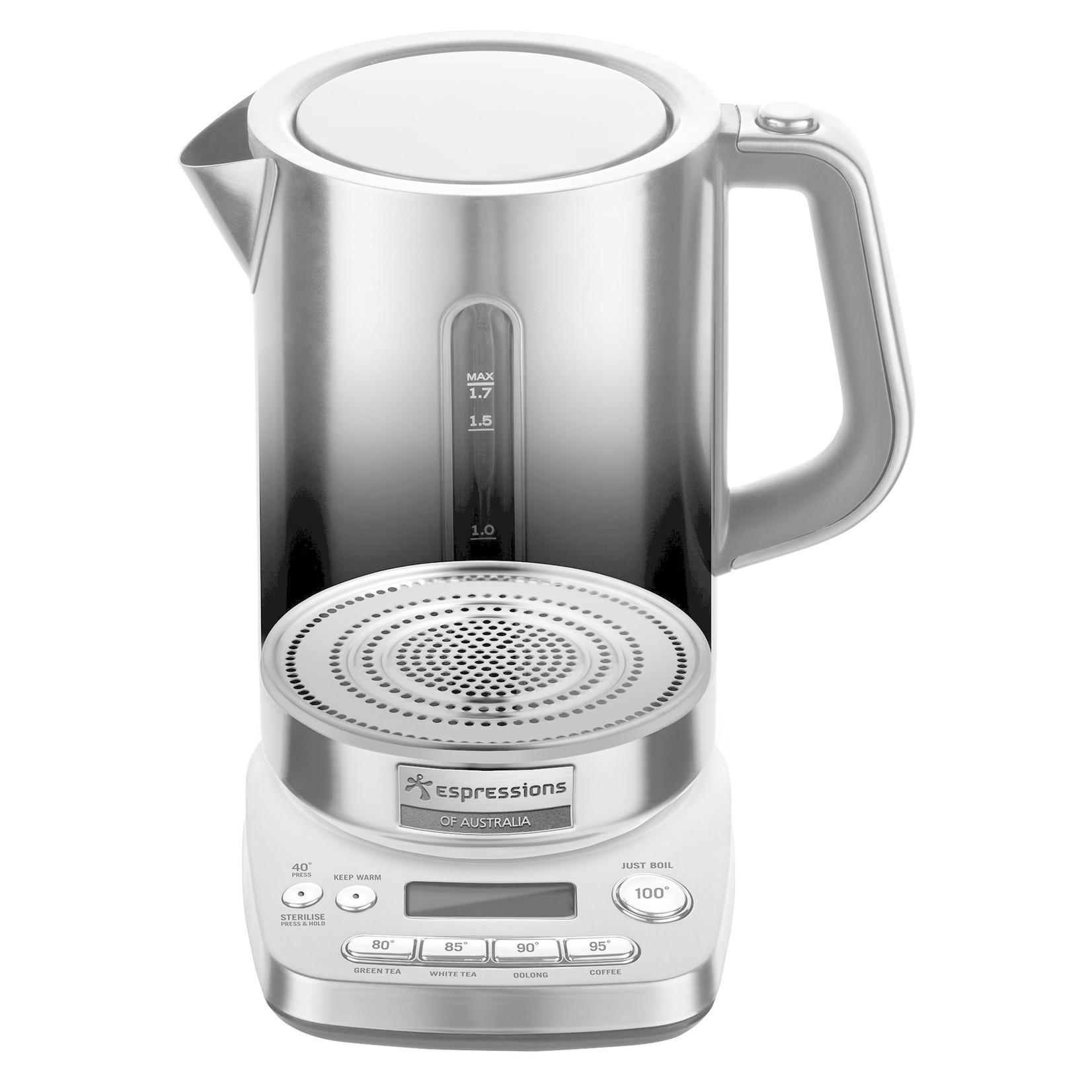 Espressions Espressions  Smart Kettle Waterkoker 1.7L EP9650