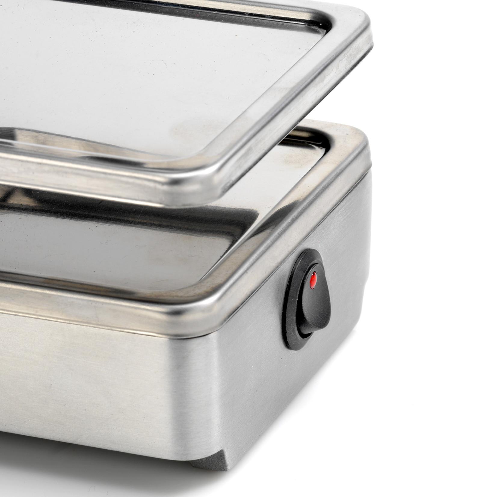 Espressions Espressions Gourmetstel Raclette Grill Slim 4-personen