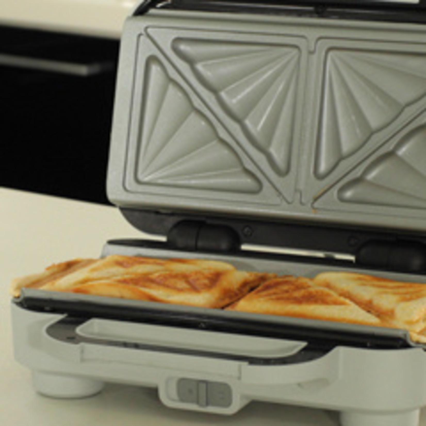 Breville Breville Duraceramic Sandwich  & Tosti Maker