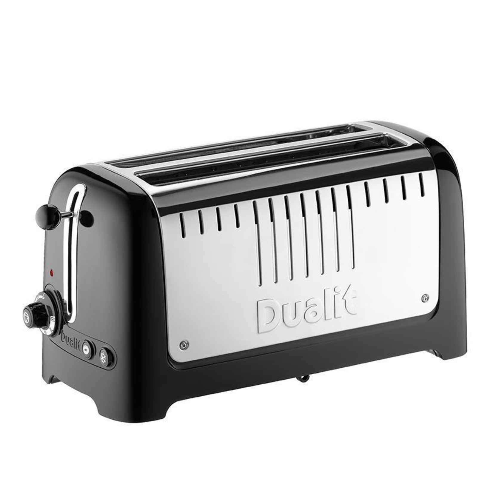 Dualit Dualit Lite broodrooster Long Slot Zwart