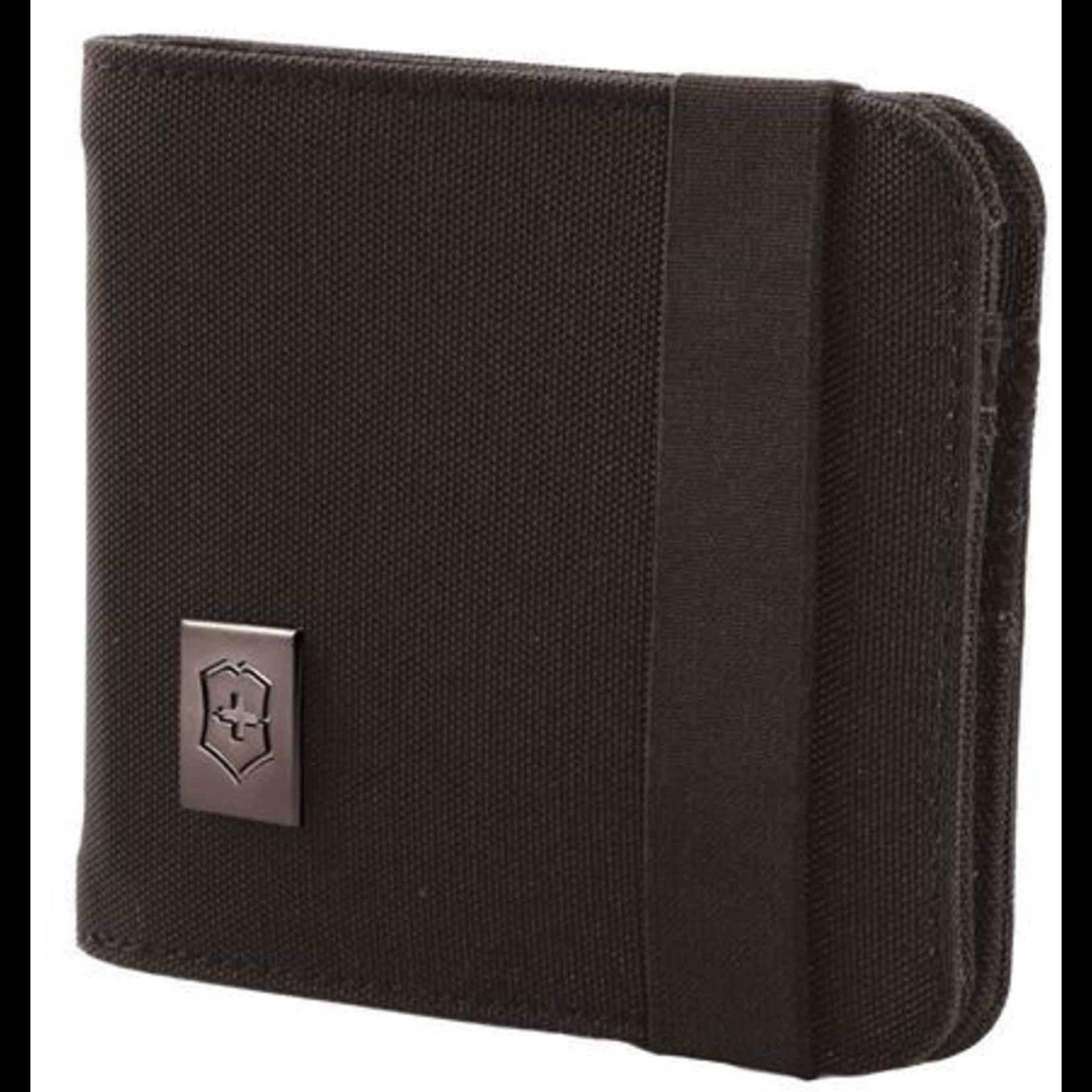 Victorinox Victorinox portemonnee Bi-Fold, zwart