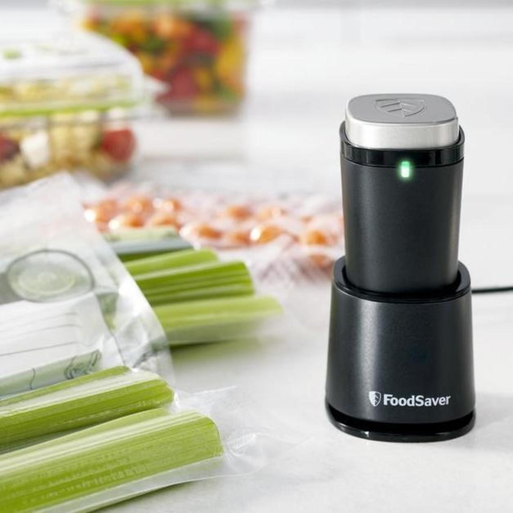 Foodsaver Foodsaver Vacumeermachine Handheld Vacuum Sealer