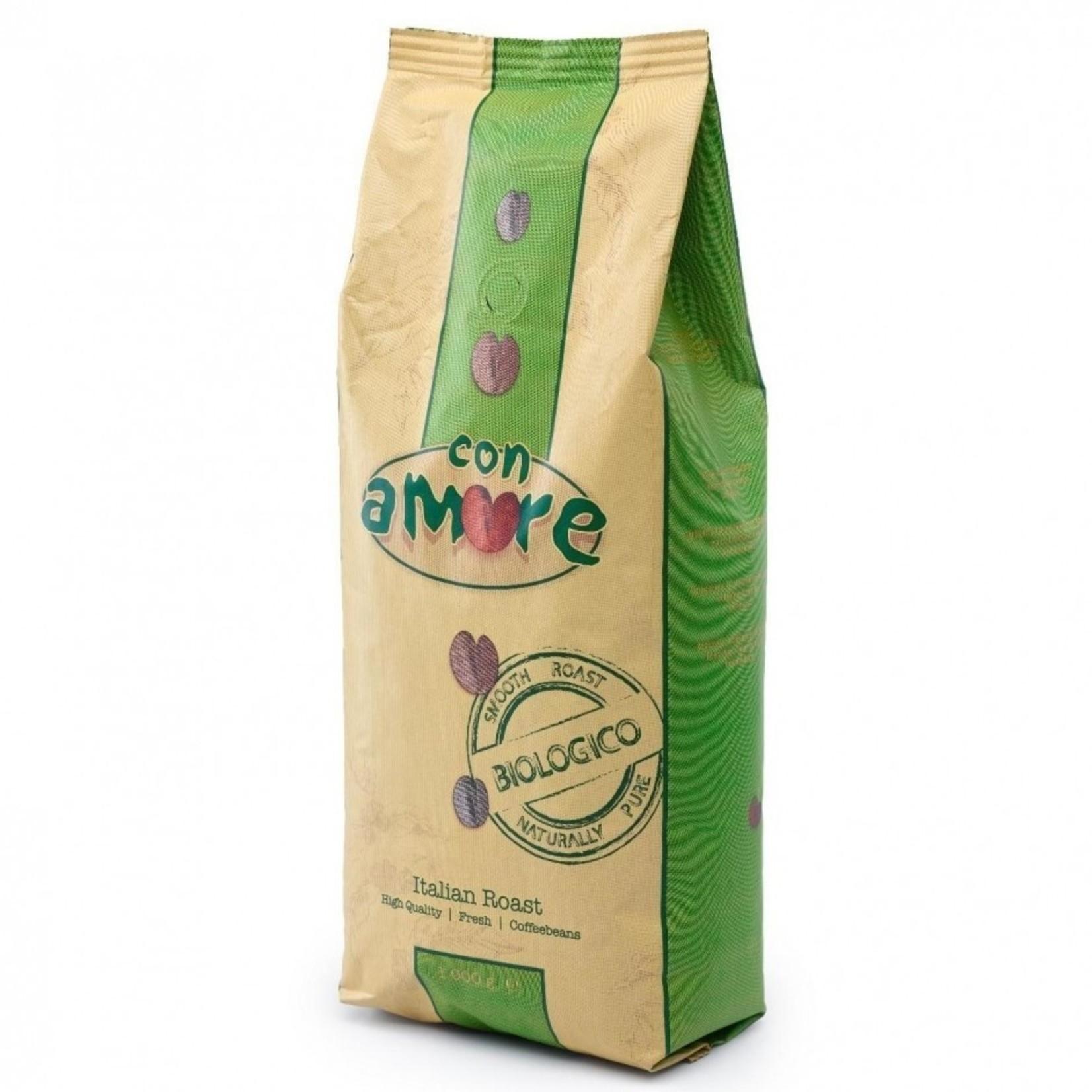 Caffe con Amore Caffe con Amore Biologico koffiebonen 1kg