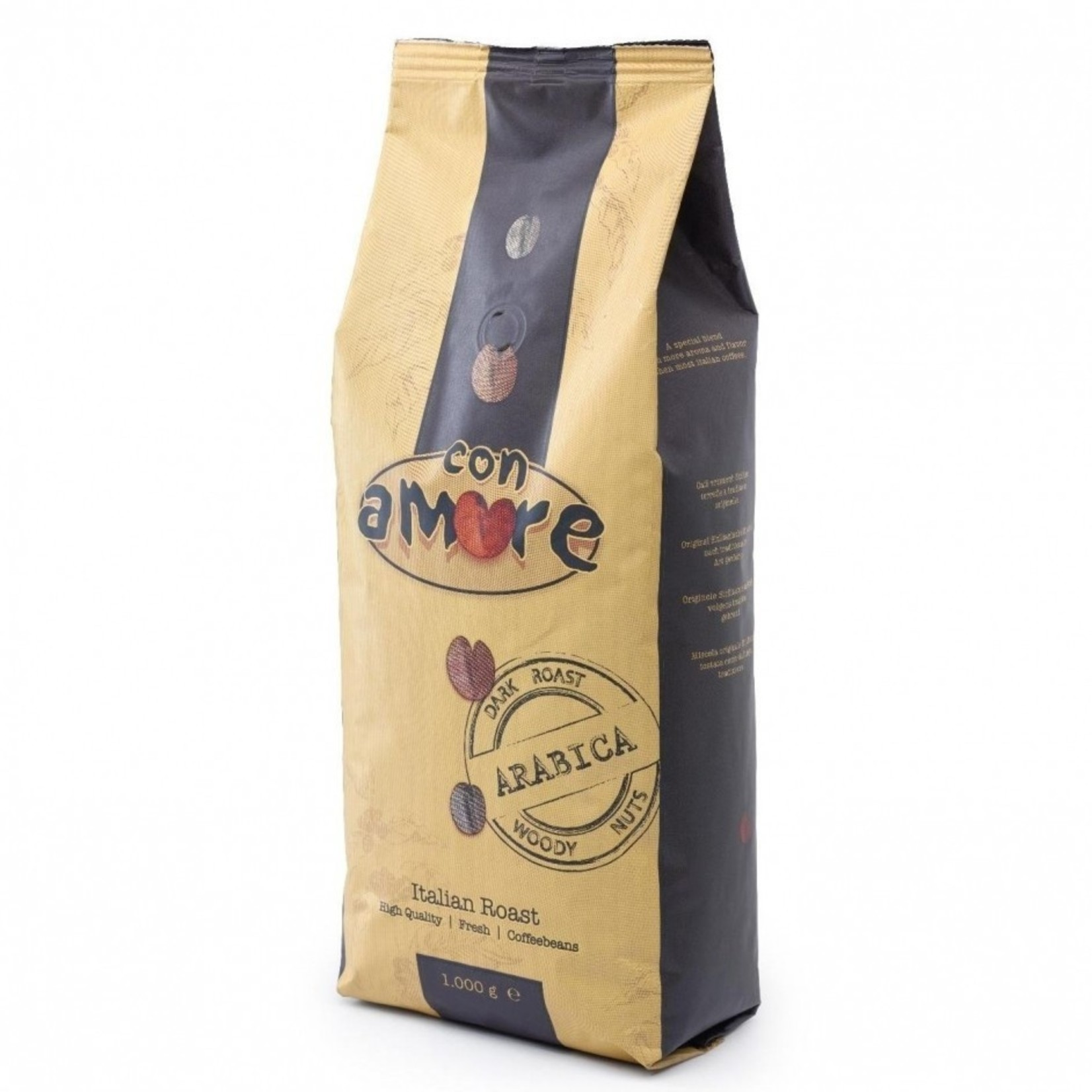 Caffe con Amore Caffe con Amore Arabica koffiebonen 1kg