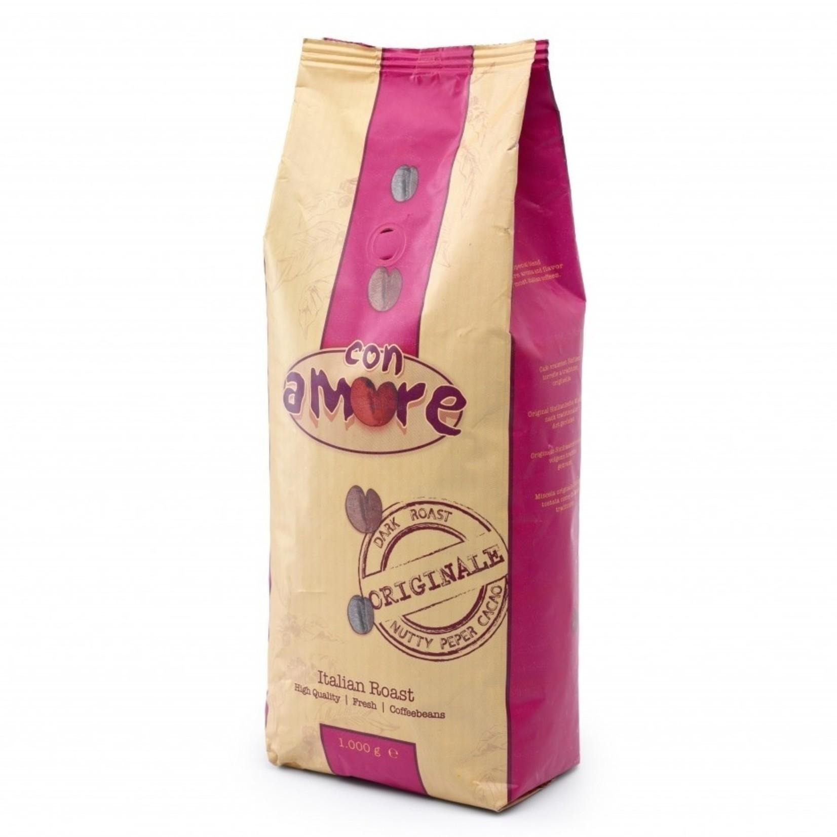Caffe con Amore Caffe con Amore Decaffeinato koffiebonen 1kg